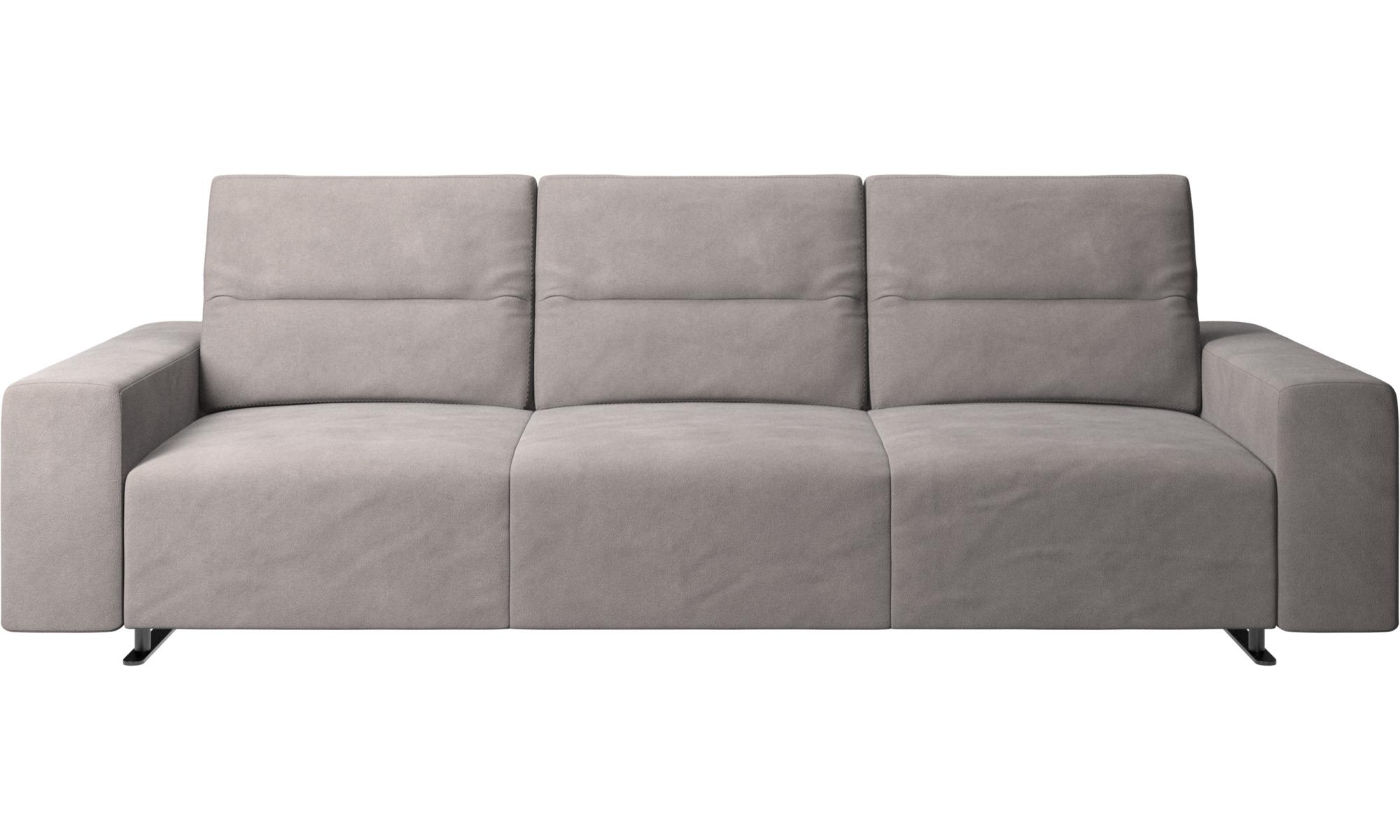 3 Sitzer Sofas Hampton Sofa Mit Verstellbarer Rückenlehne Boconcept