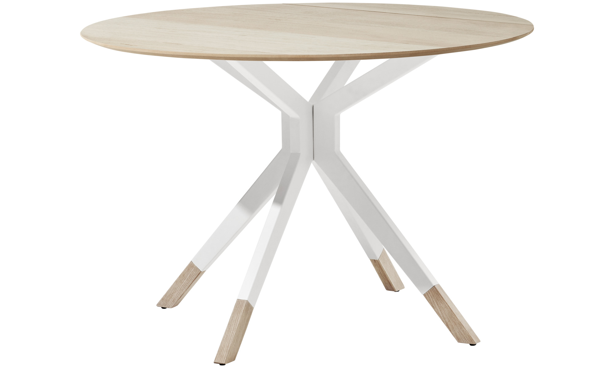 Dining tables billund table boconcept for Designertische rund
