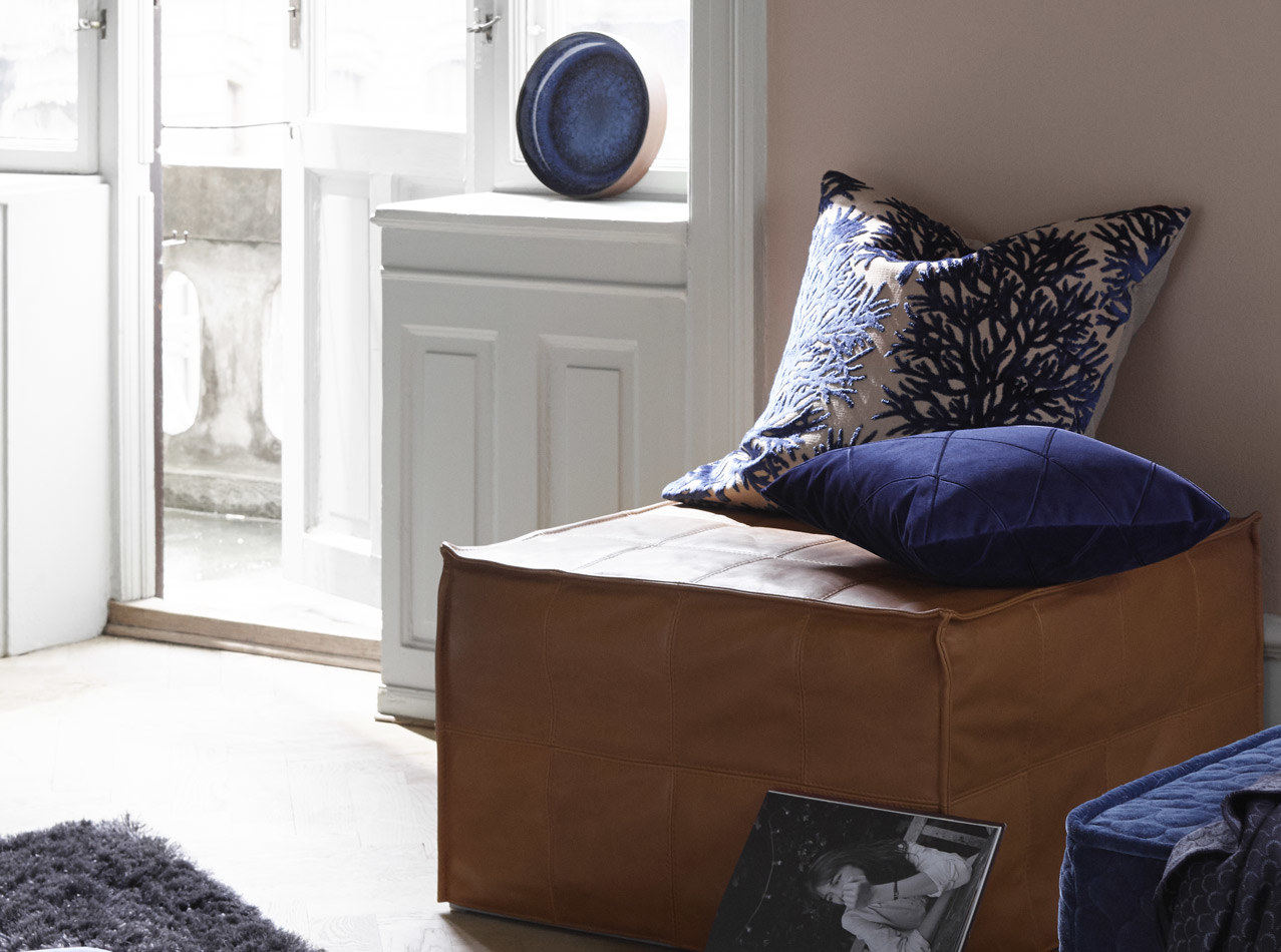 Sofa beds - Xtra footstool with sleeping function