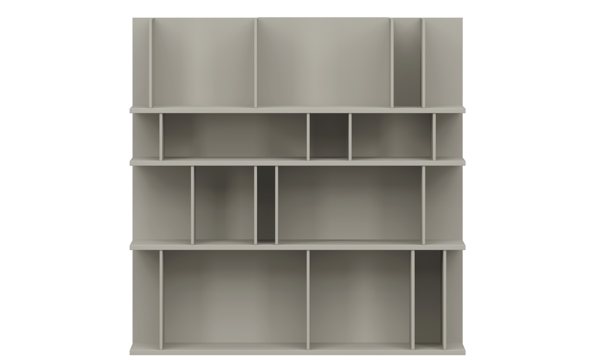 Wall systems - Como wall system - Lacquered
