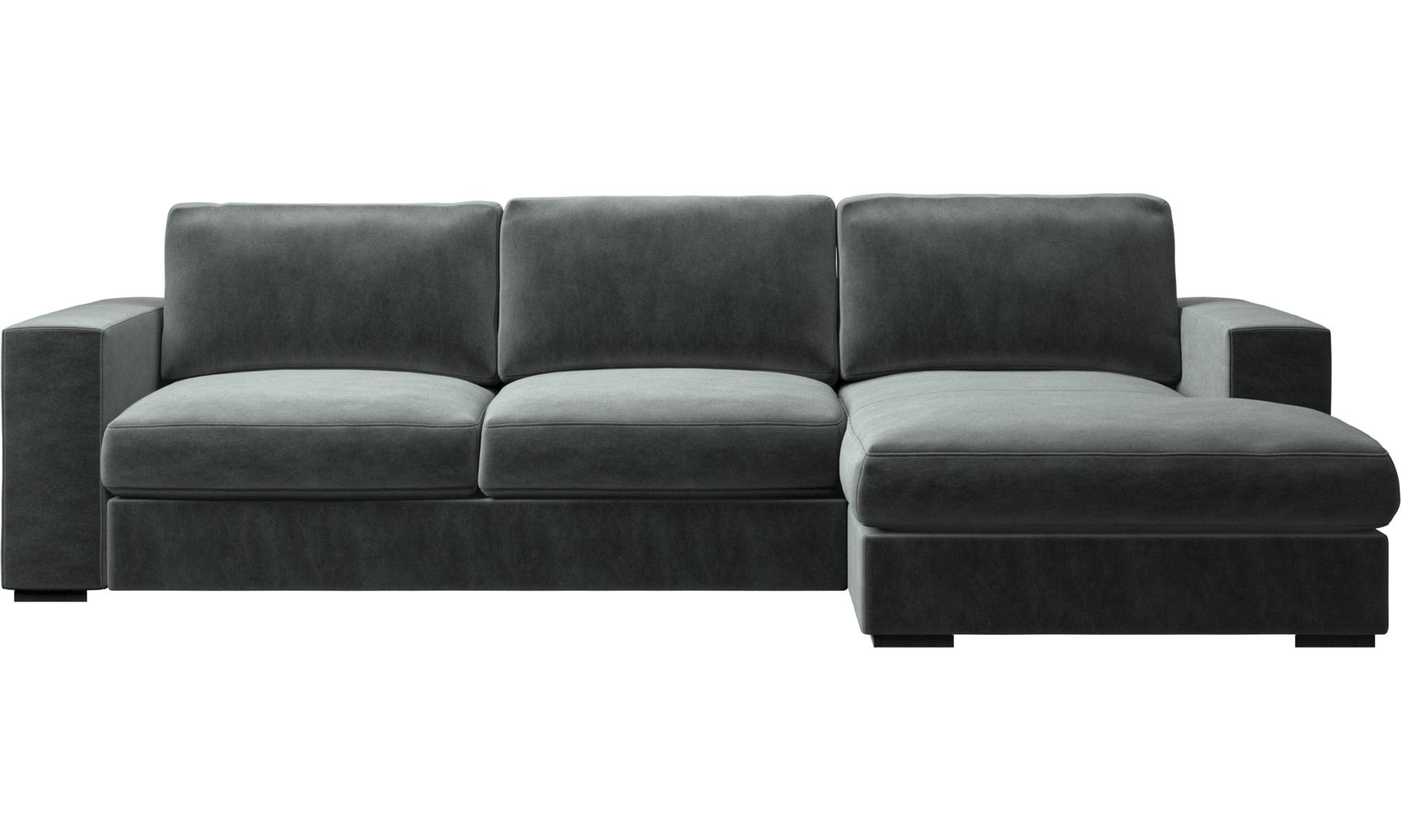 Chaise Longue Sofas Cenova Divano Con