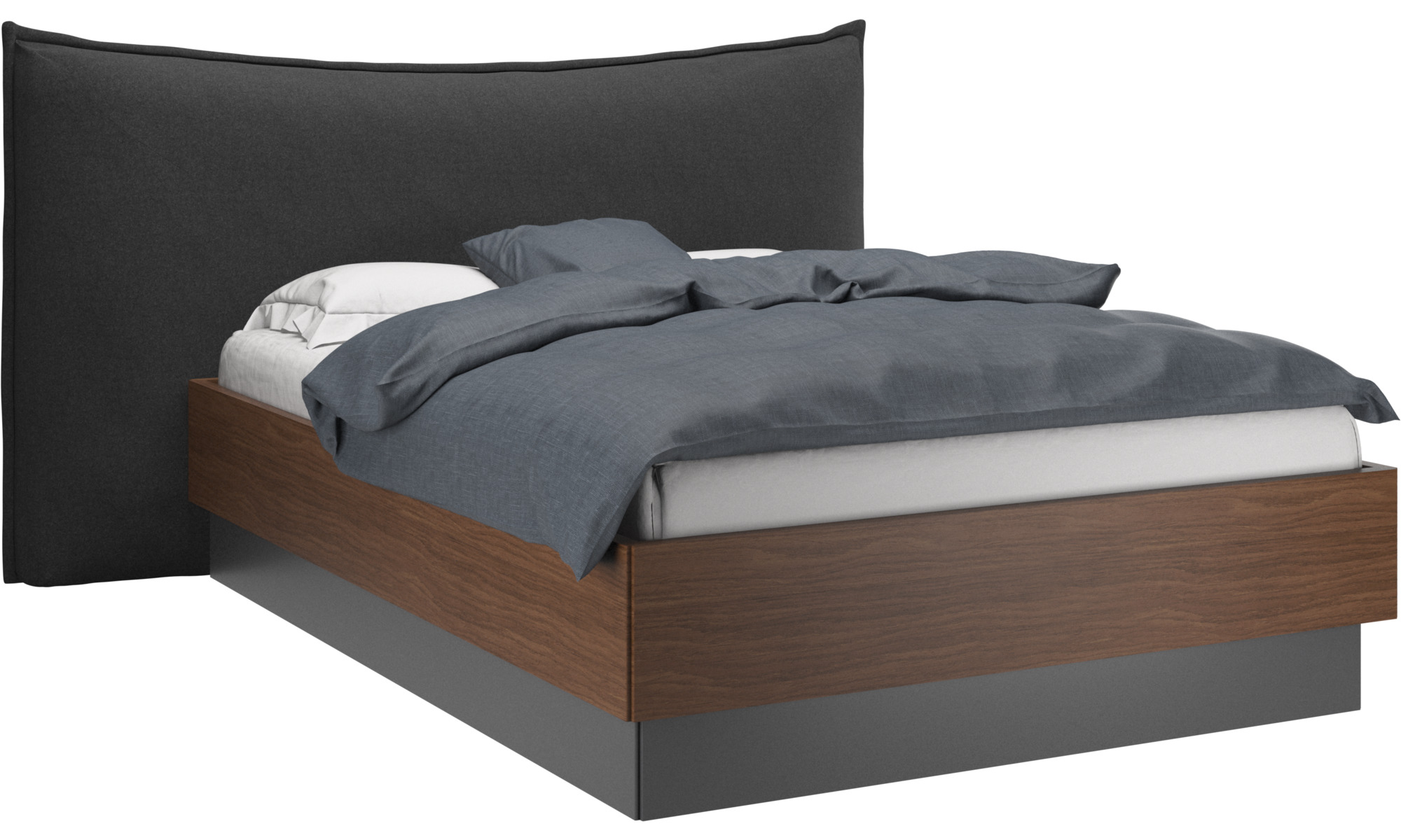 Camas cama con canap estructura elevable y tablado no - Canape lit bo concept ...