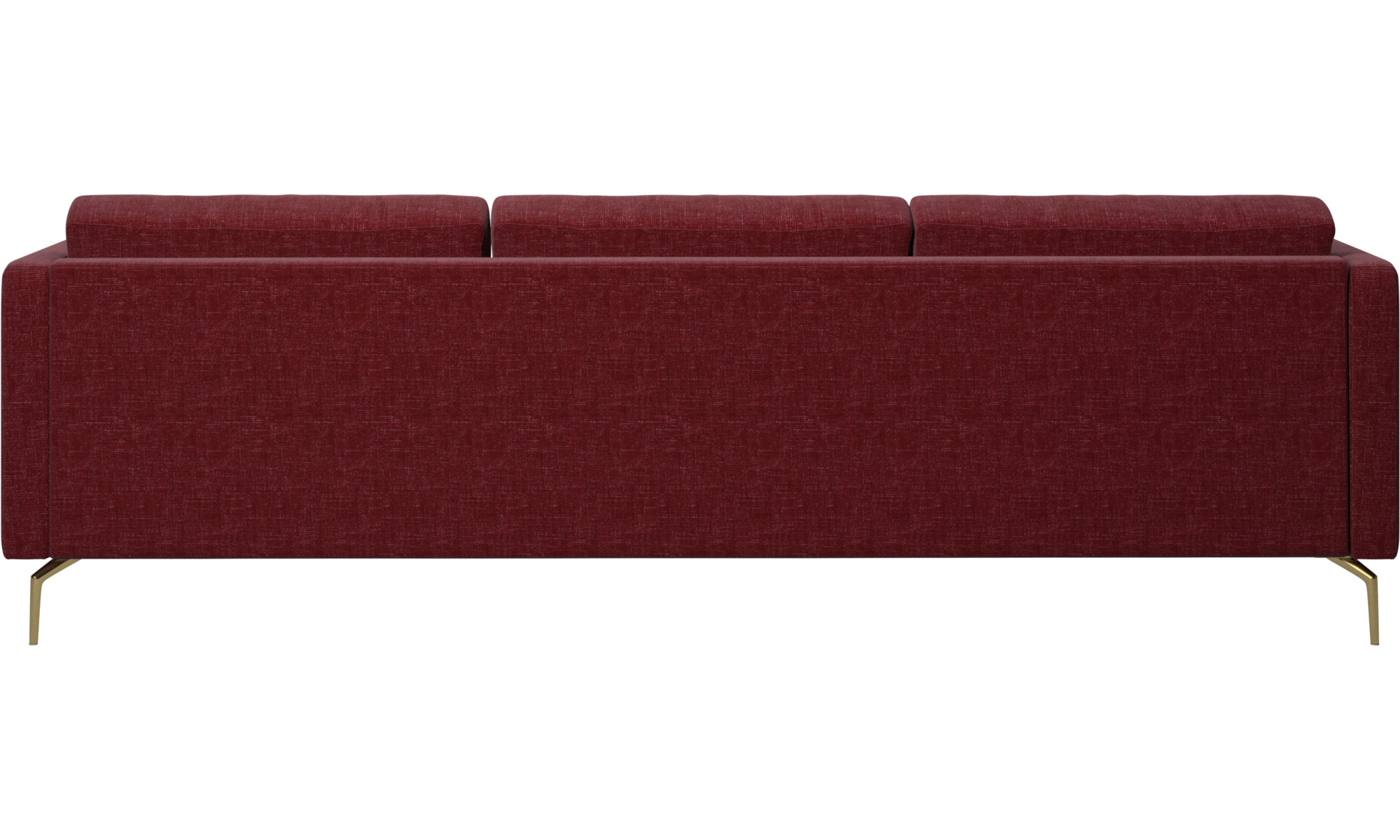Chaise lounge sofas - Osaka sofa with resting unit, tufted ...