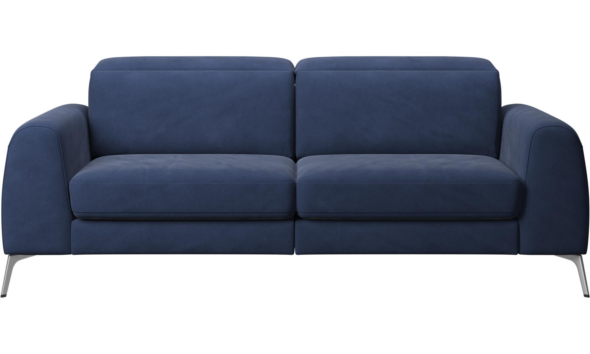 schlafsofas madison schlafsofa mit verstellbarer. Black Bedroom Furniture Sets. Home Design Ideas