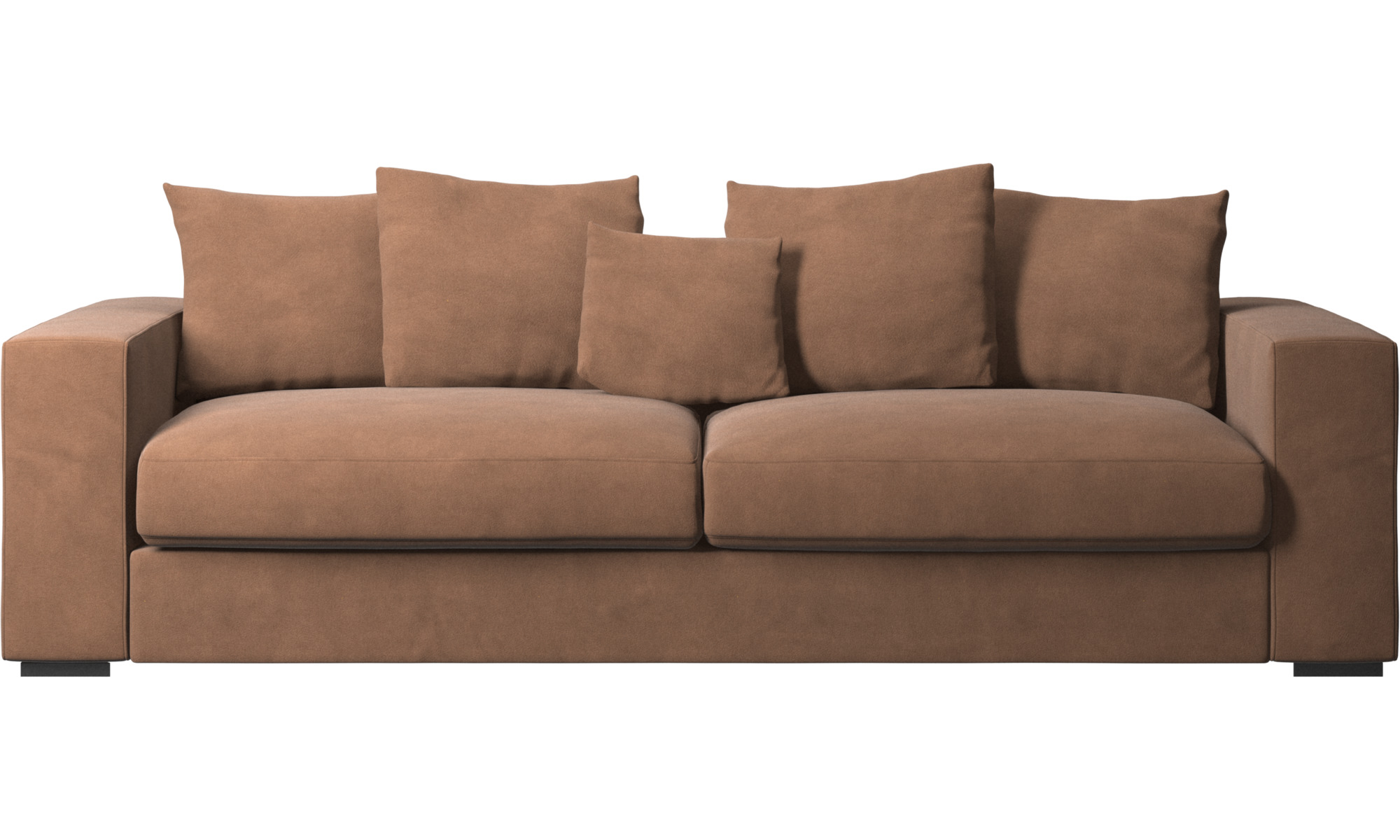 3 seater sofas cenova sofa boconcept for Couch und sofa