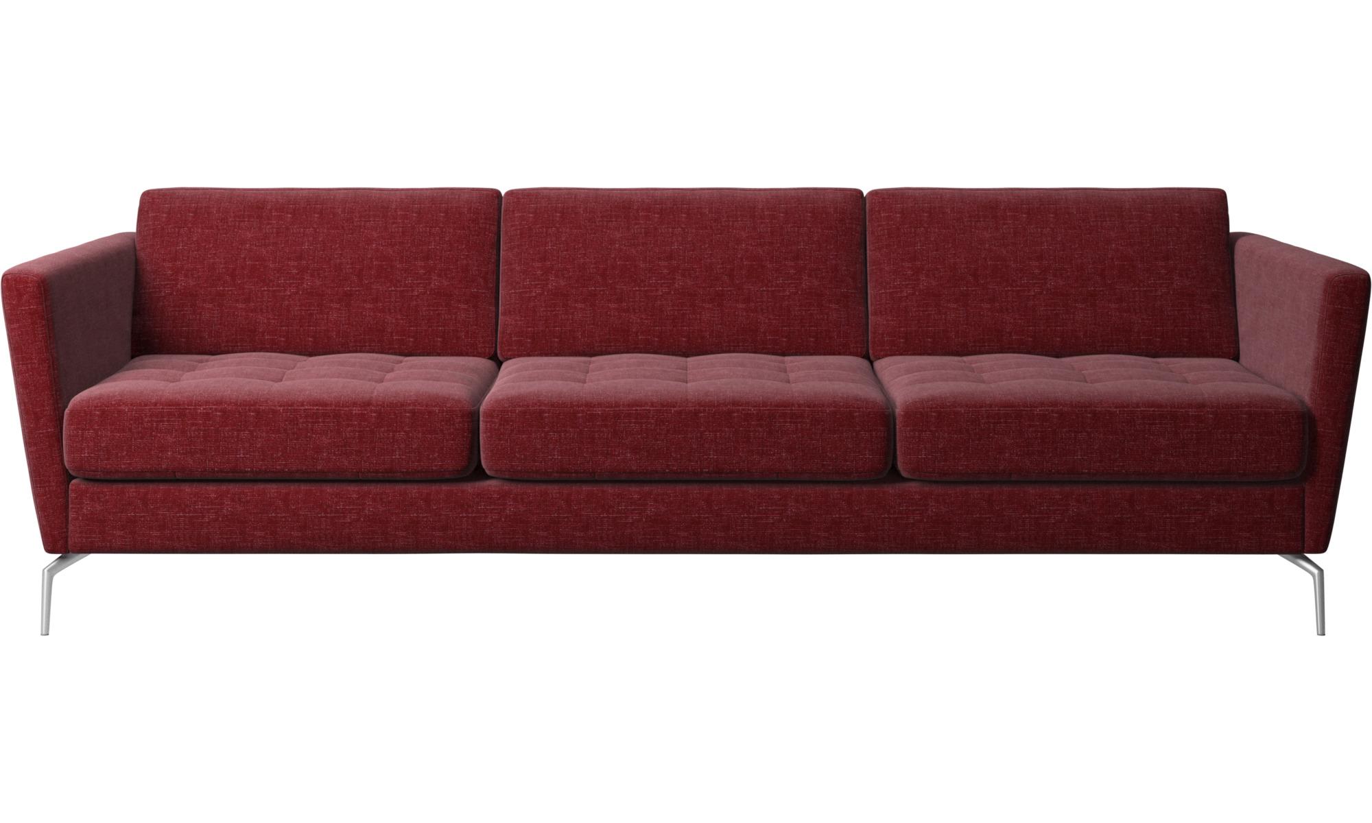 Fine 3 Seater Sofas Osaka Sofa Tufted Seat Boconcept Pdpeps Interior Chair Design Pdpepsorg