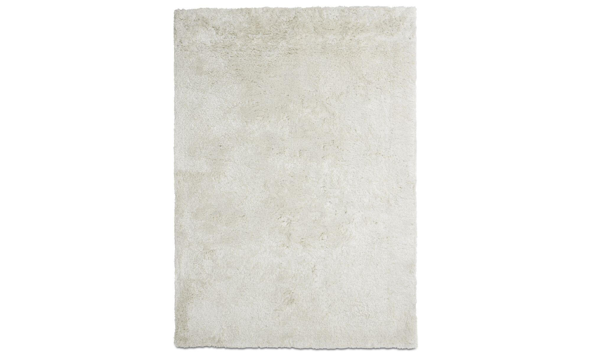 Rugs - Movement rug - rectangular - White - Polyester