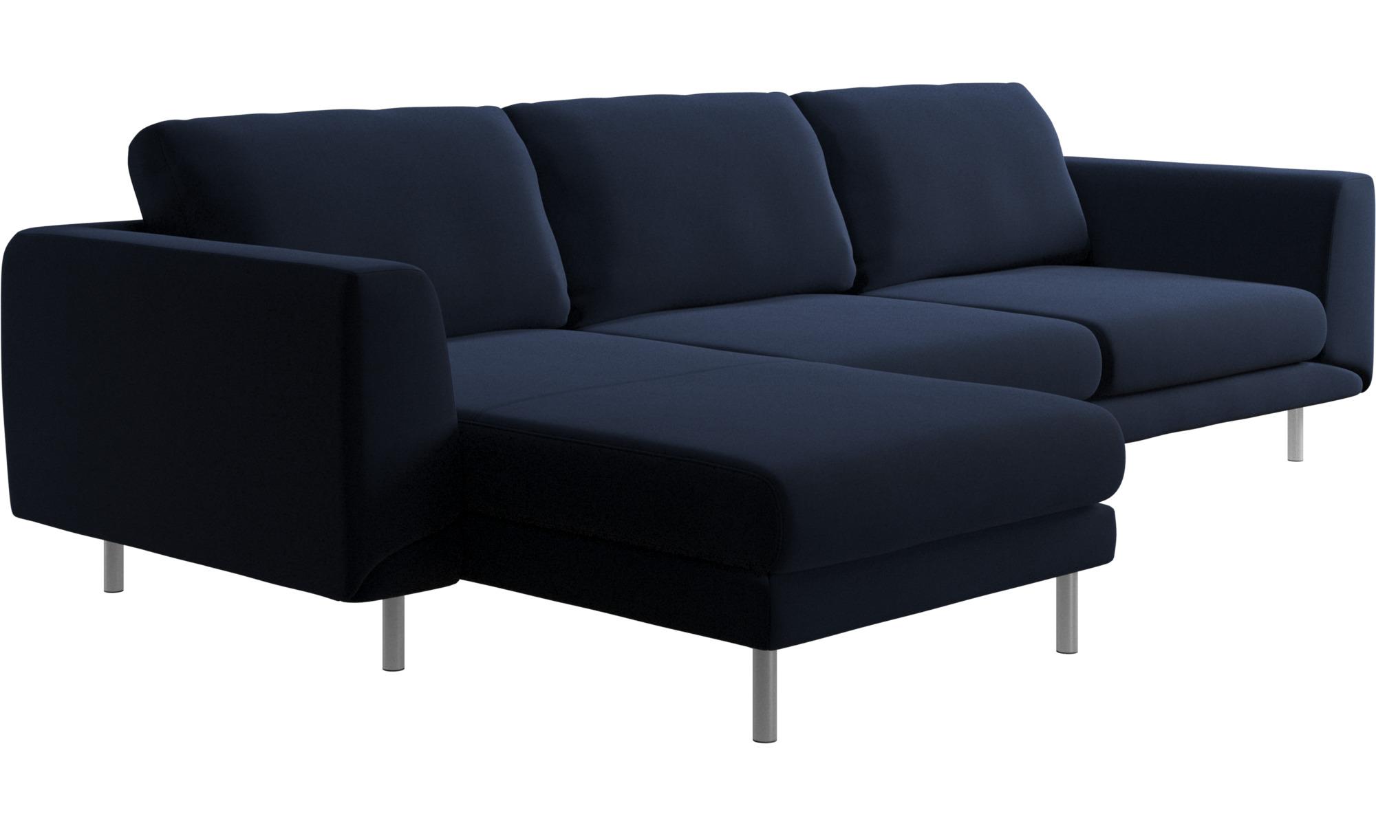 Sof s con chaise longue sof fargo con m dulo chaise - Sofa con chaise ...
