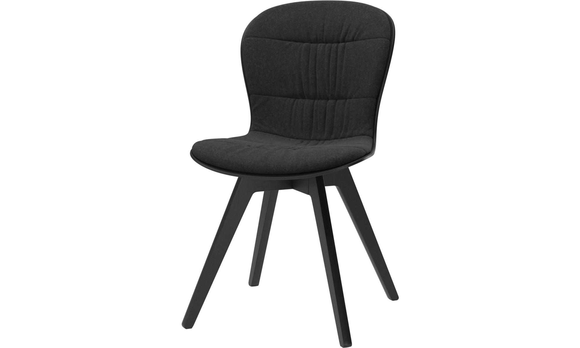 Einzigartig Stuhl Stoff Grau Beste Wahl Esszimmerstühle - Adelaide - -