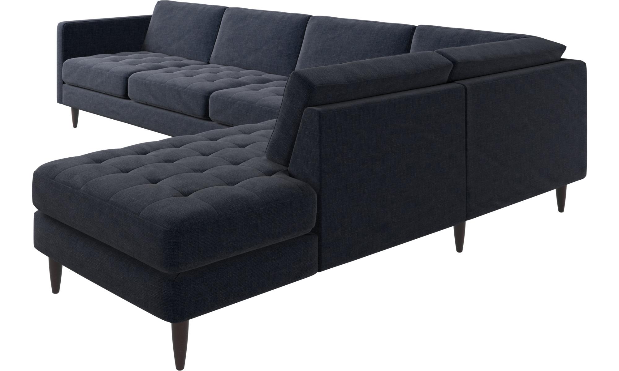 Una textura sofisticada sof esquinero osaka con m dulo - Sofa esquinero pequeno ...