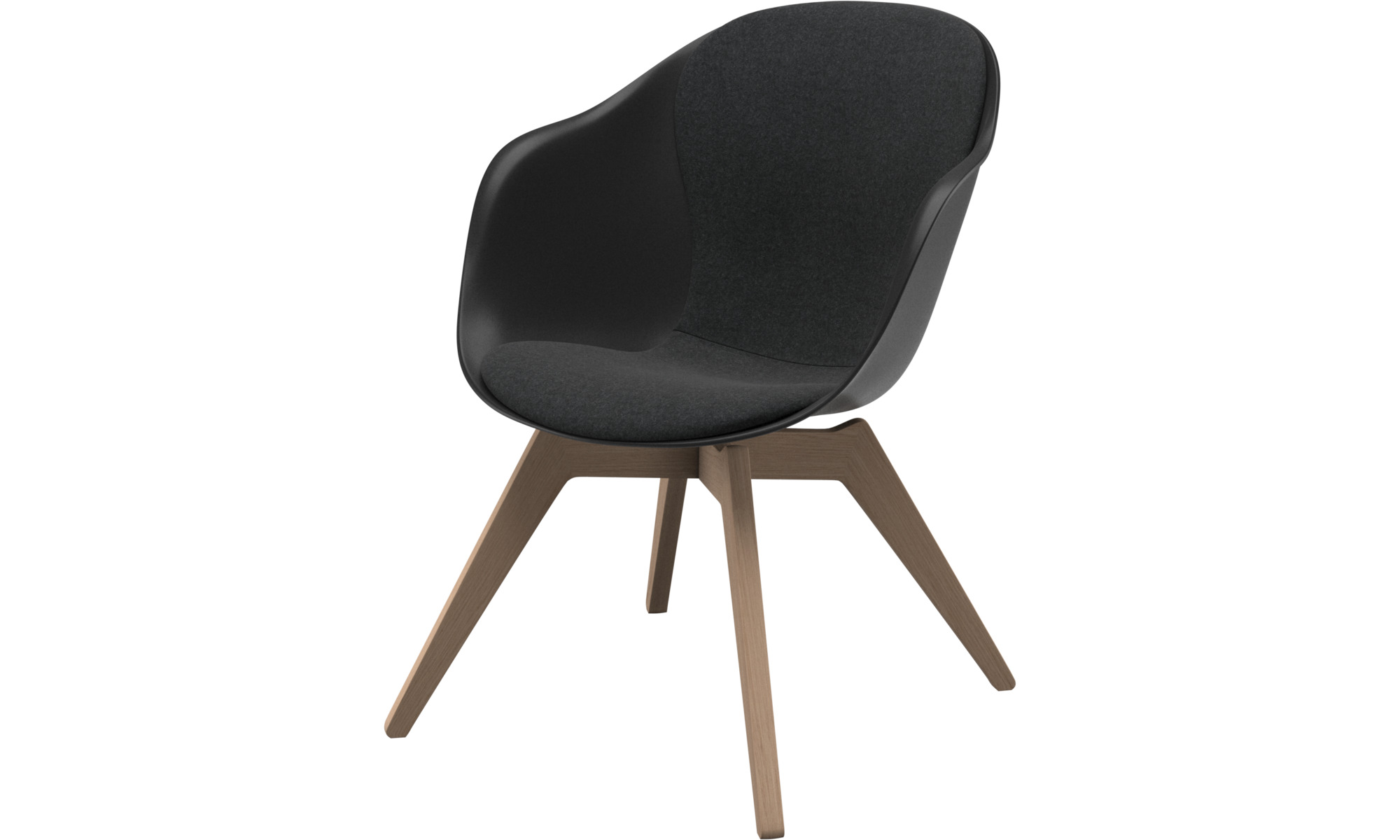 fauteuils chaise adelaide lounge boconcept. Black Bedroom Furniture Sets. Home Design Ideas