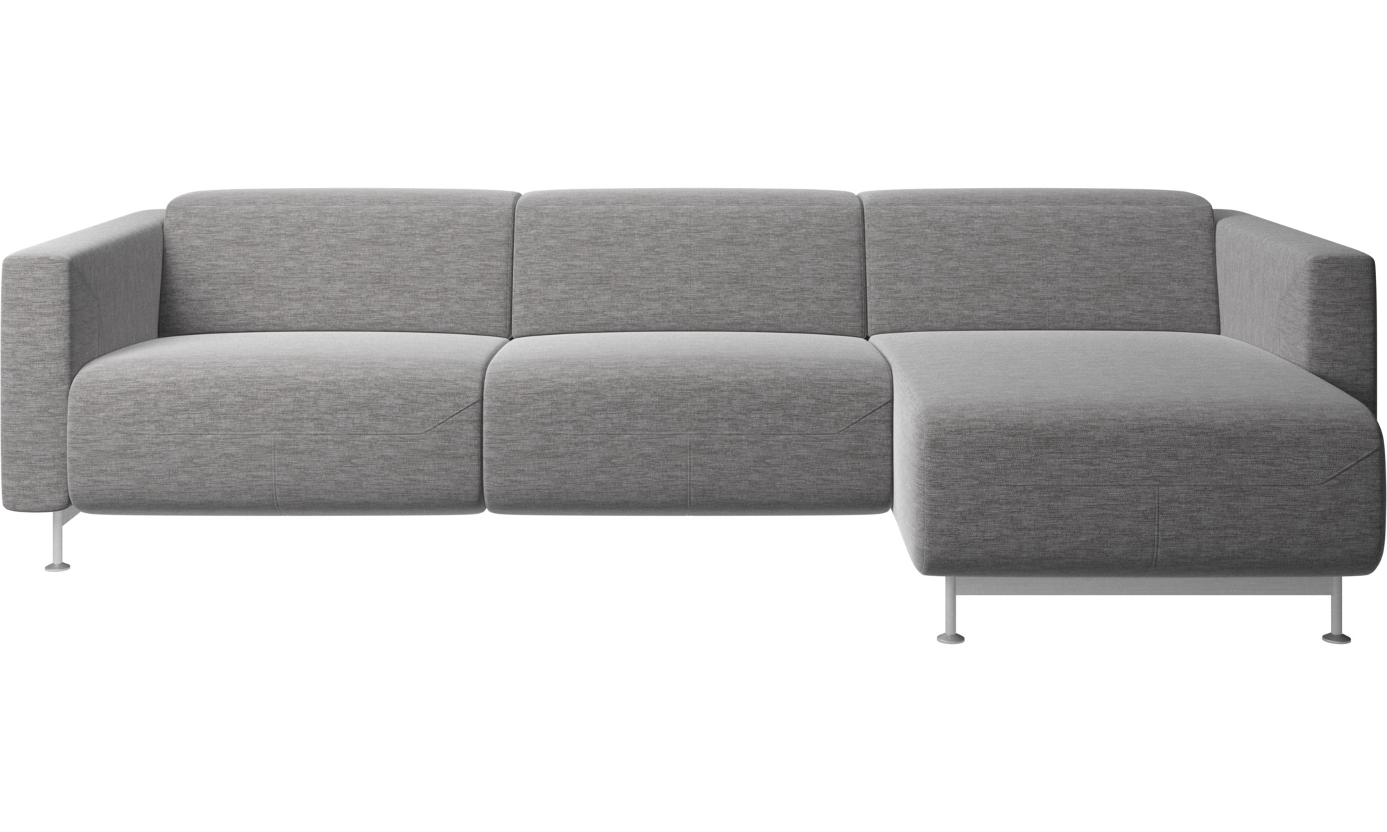 - Recliner Sofas - Parma Reclining Sofa With Chaise Lounge - BoConcept
