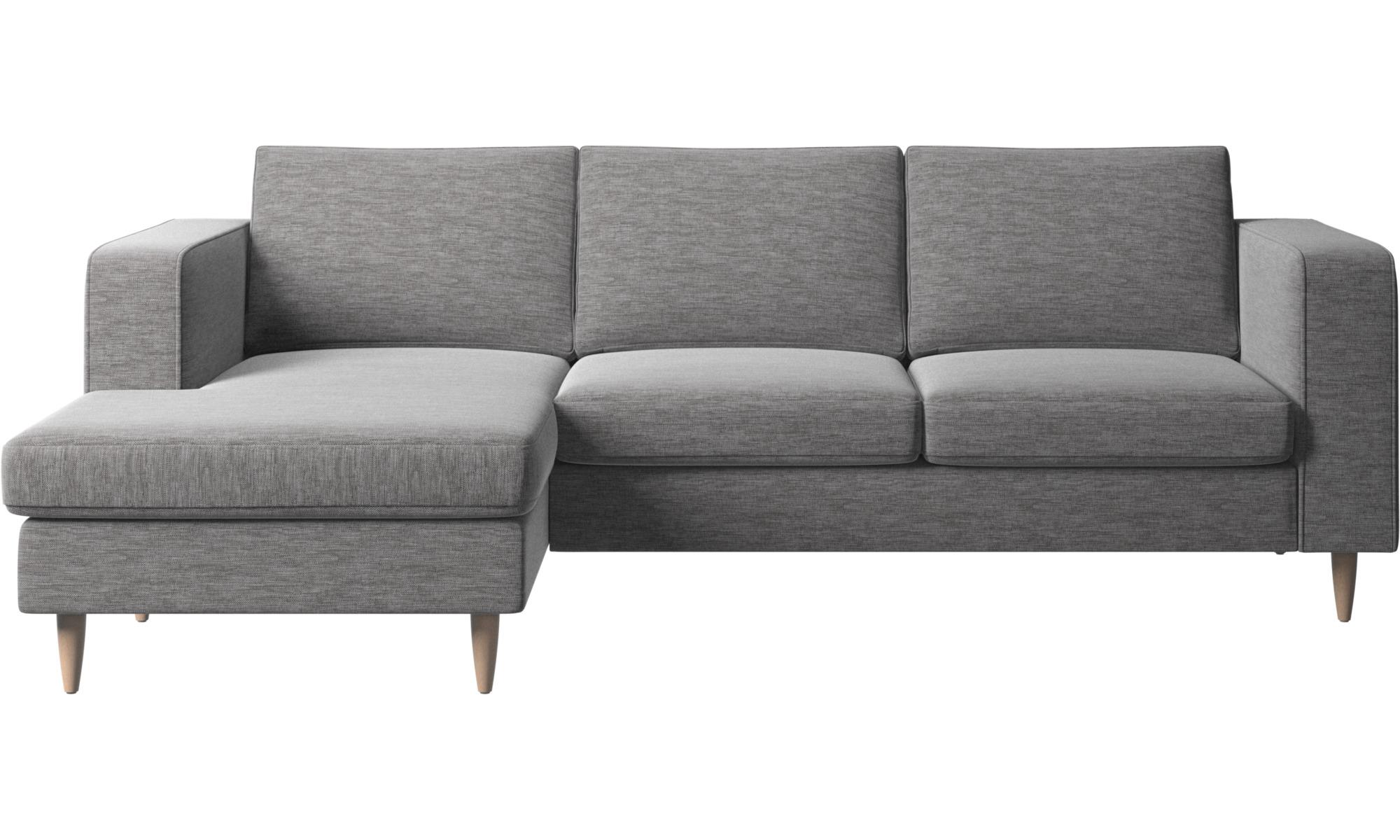 Sofaer Med Chaiselong Indivi Sofa Med Hvilemodul Boconcept
