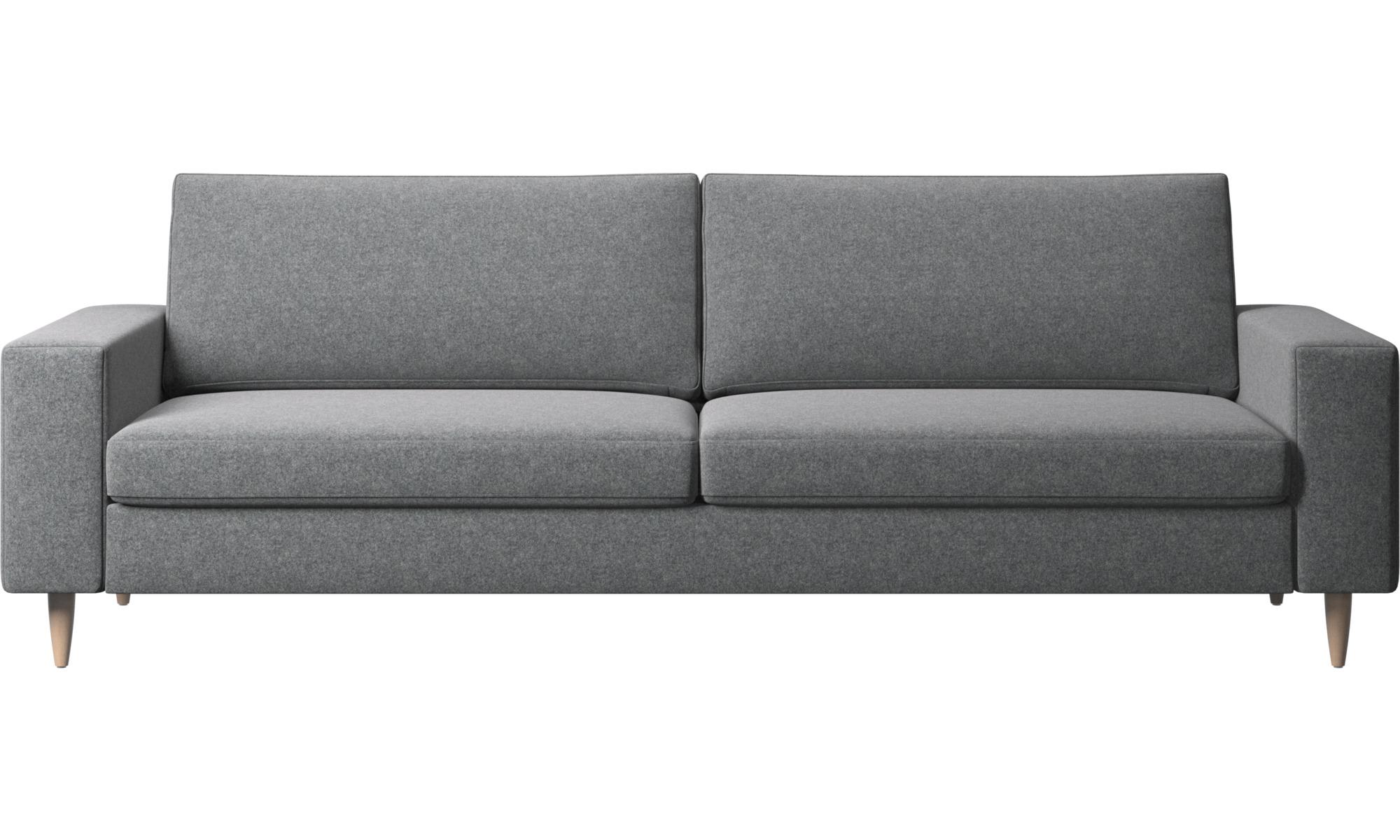 3 Seater Sofas Indivi Sofa Boconcept