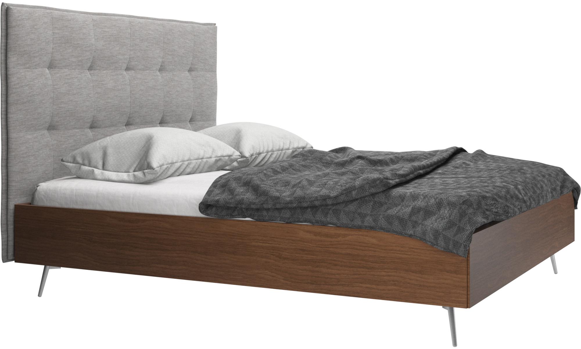 betten lugano bett lattenrost und matratze gegen aufpreis boconcept. Black Bedroom Furniture Sets. Home Design Ideas