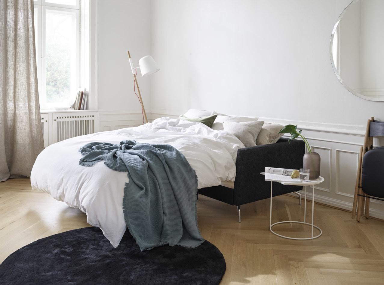 Sofa beds - Osaka sofa bed, tufted seat
