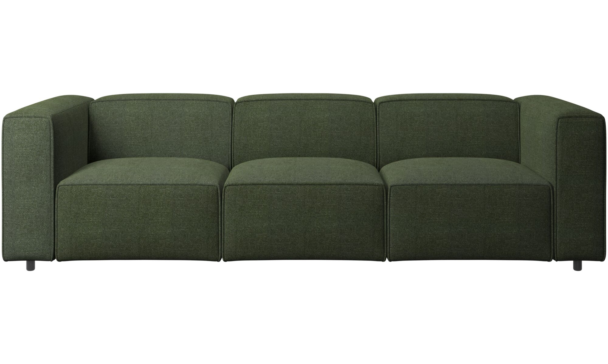 Modular sofas - Carmo sofa - Green - Fabric