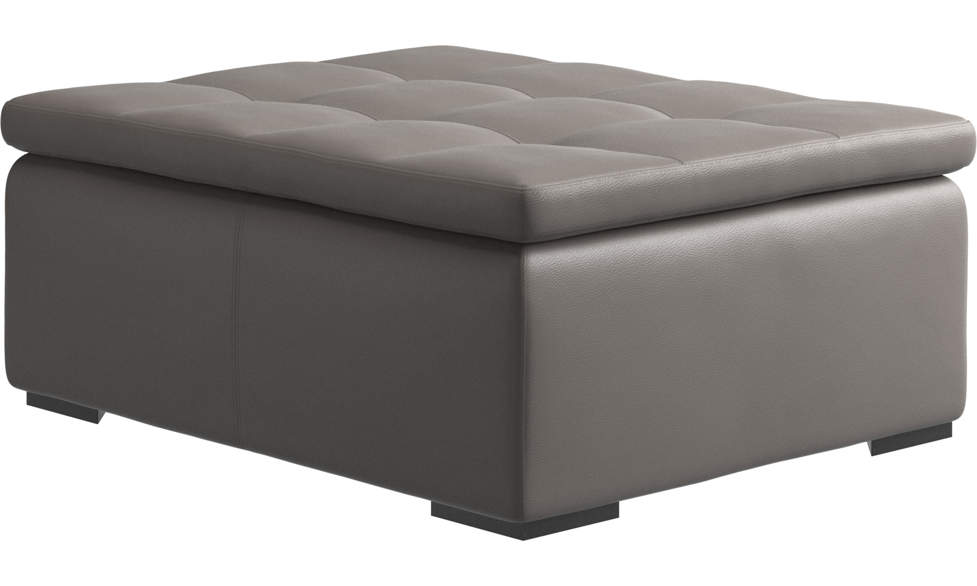 poufs repose pieds pouf mezzo boconcept. Black Bedroom Furniture Sets. Home Design Ideas