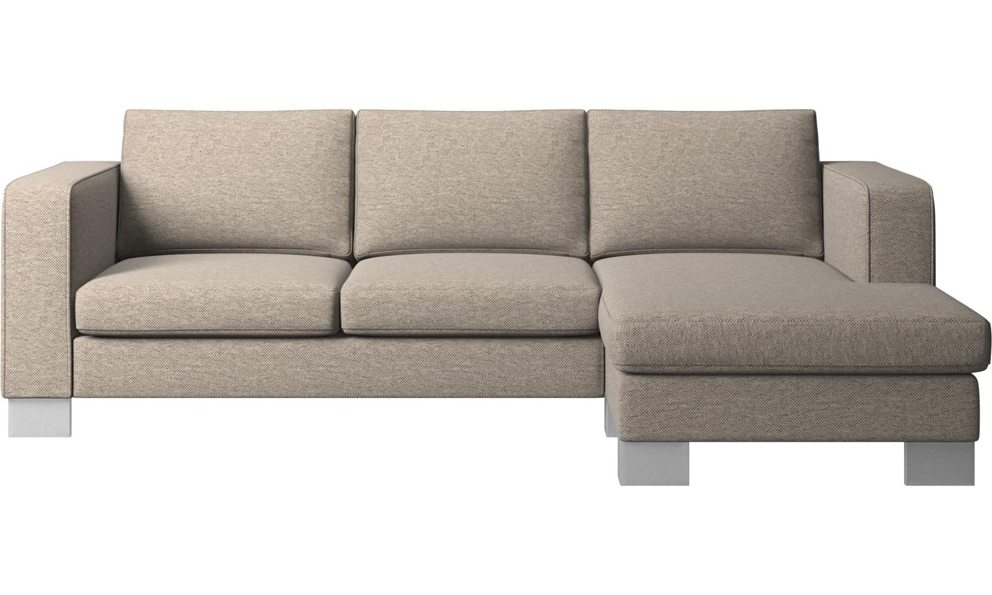 chaise longue banken indivi 2 zitbank met ligelement. Black Bedroom Furniture Sets. Home Design Ideas