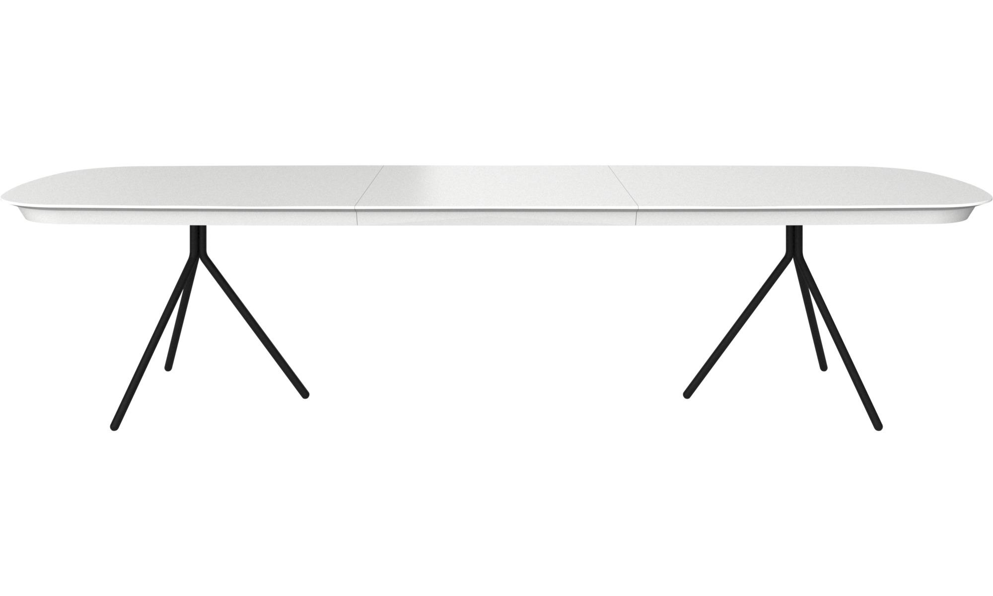 Tables De Salle Manger Table Ottawa Avec Allonge Boconcept # Table Tv Bois Dur