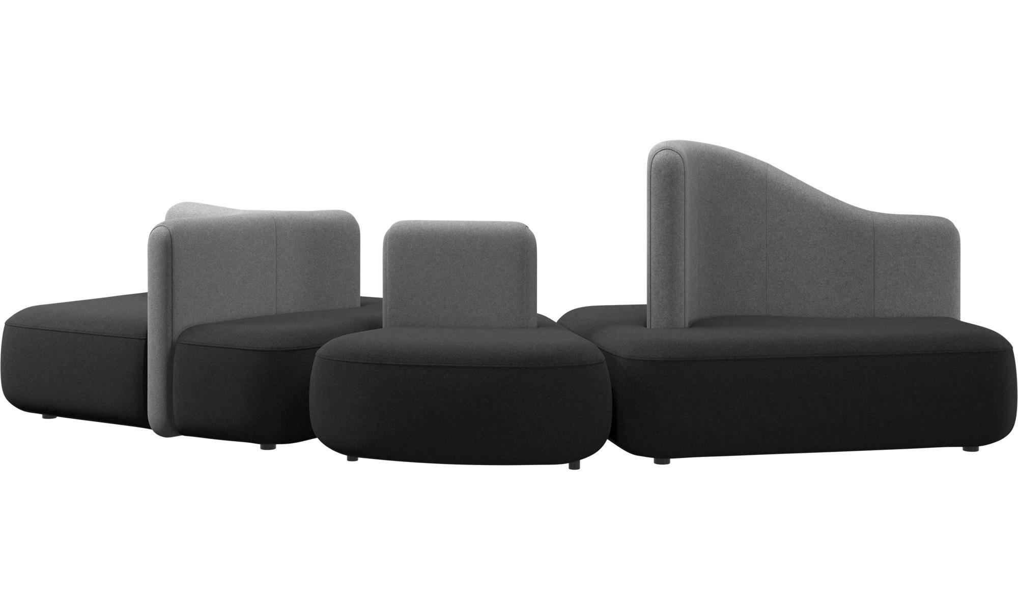Modular sofas Ottawa sofa BoConcept