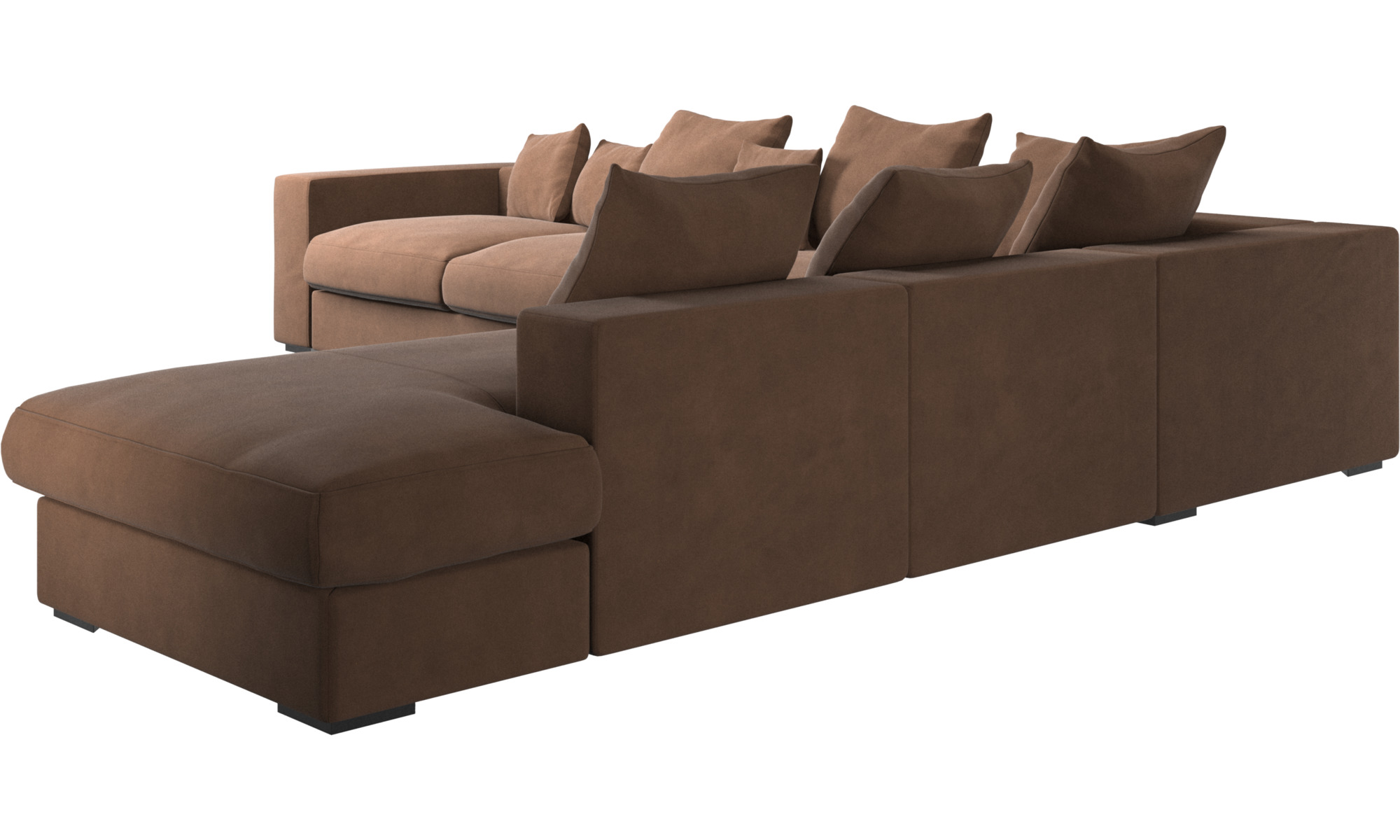 Sofas rinconeras modernos affordable category sofs with - Sofa rinconera moderno ...