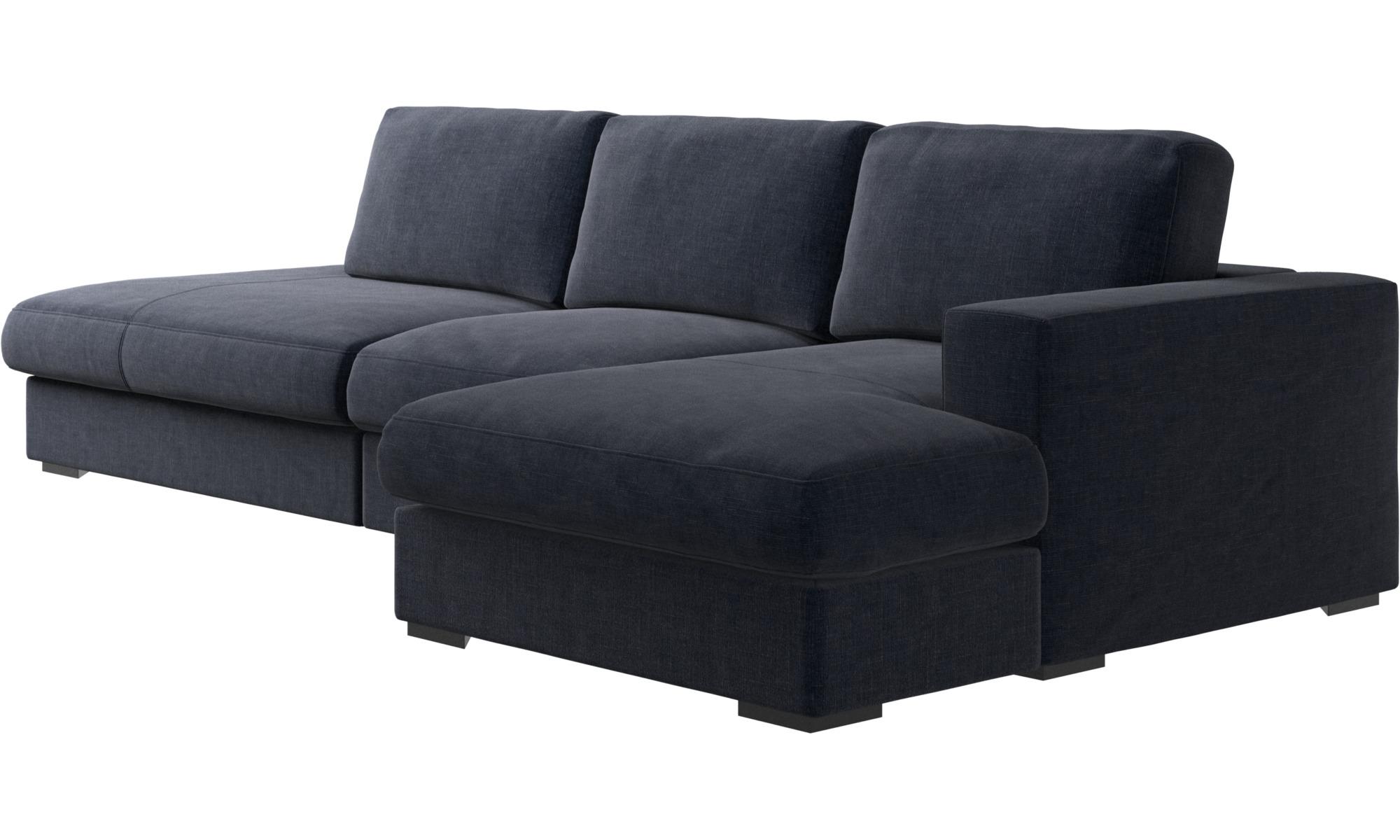 une touche de sophistication canap cenova avec. Black Bedroom Furniture Sets. Home Design Ideas