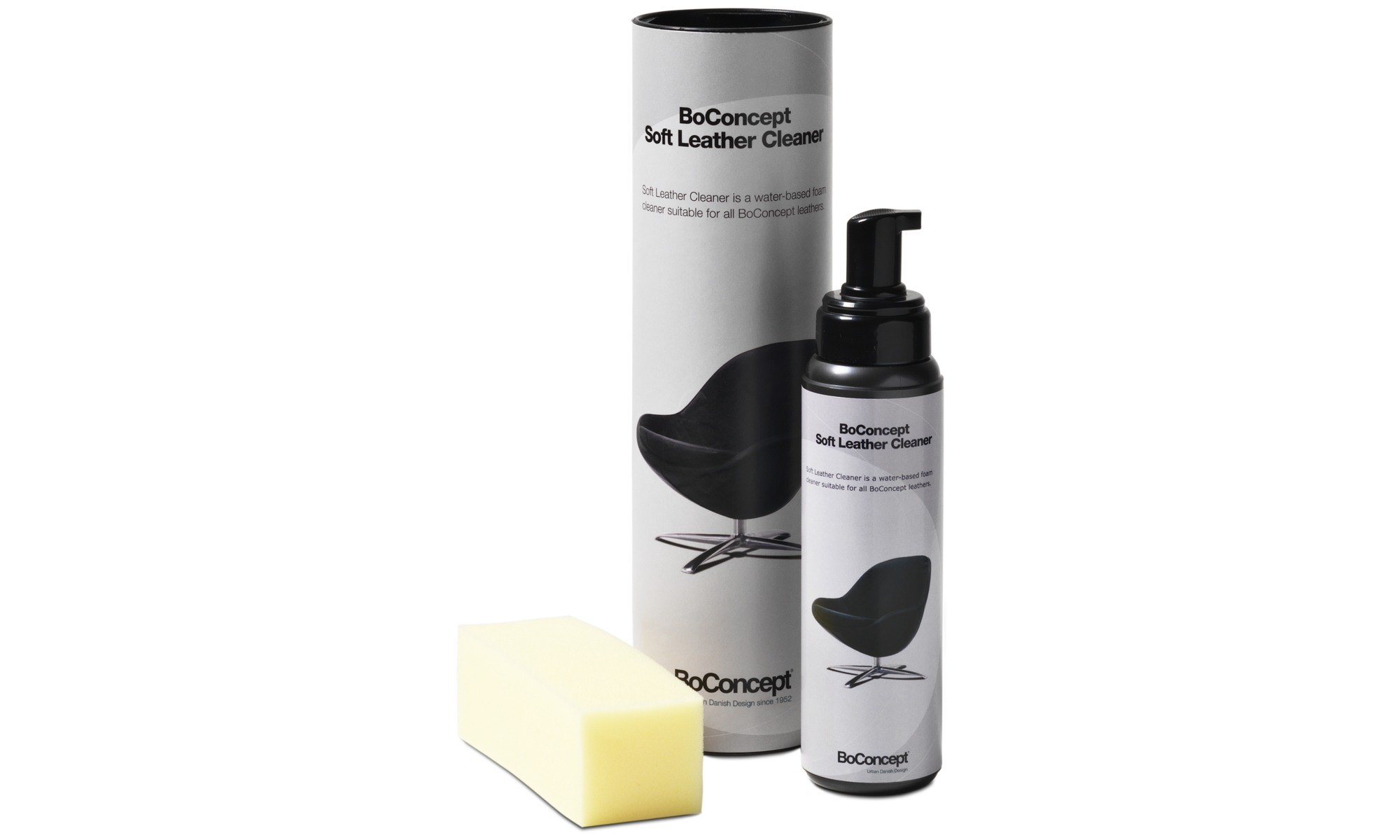 Leather Cleaner 400 Ml W/dispenser And Sponge