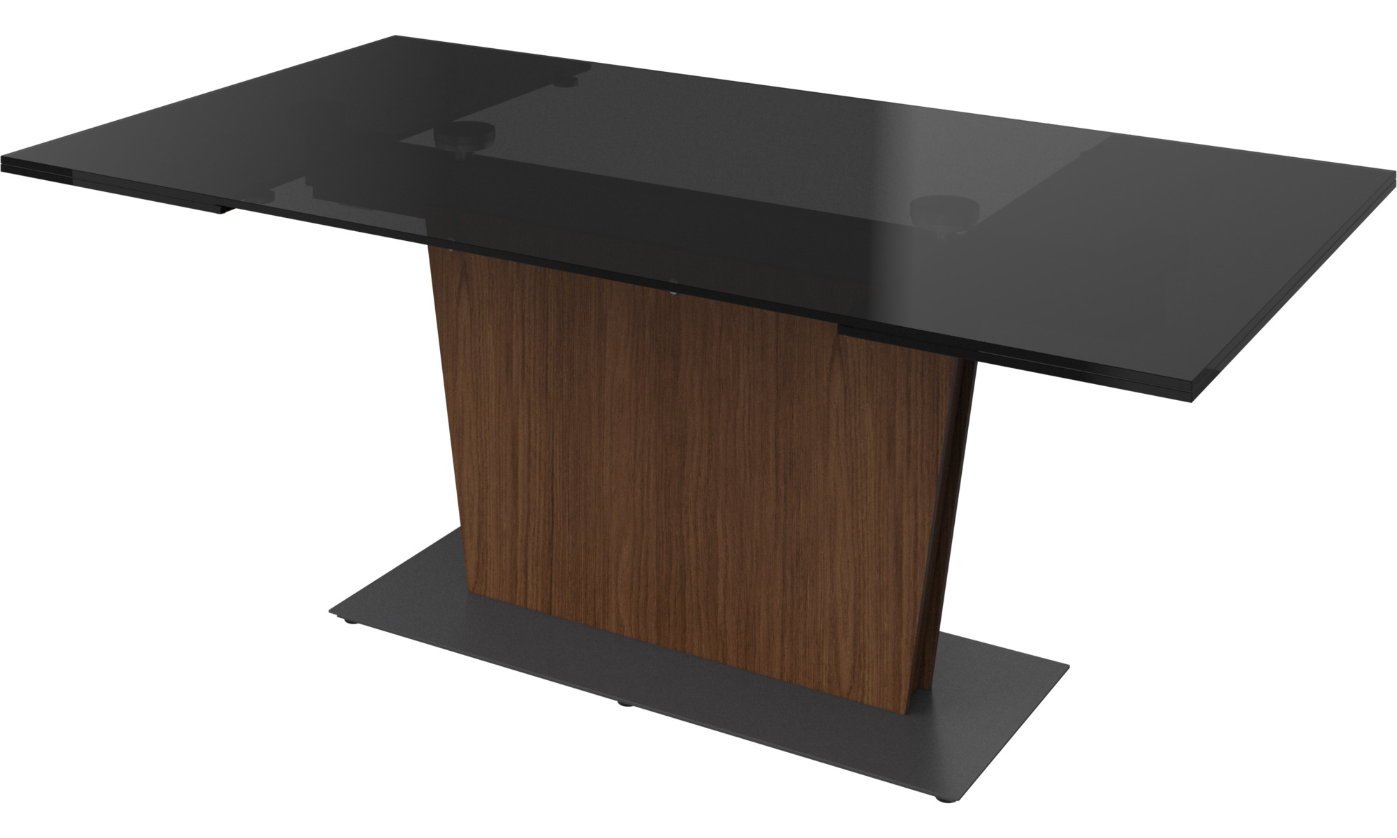 Dining Tables Monza Table With Supplementary Tabletops BoConcept - Conference room table tops