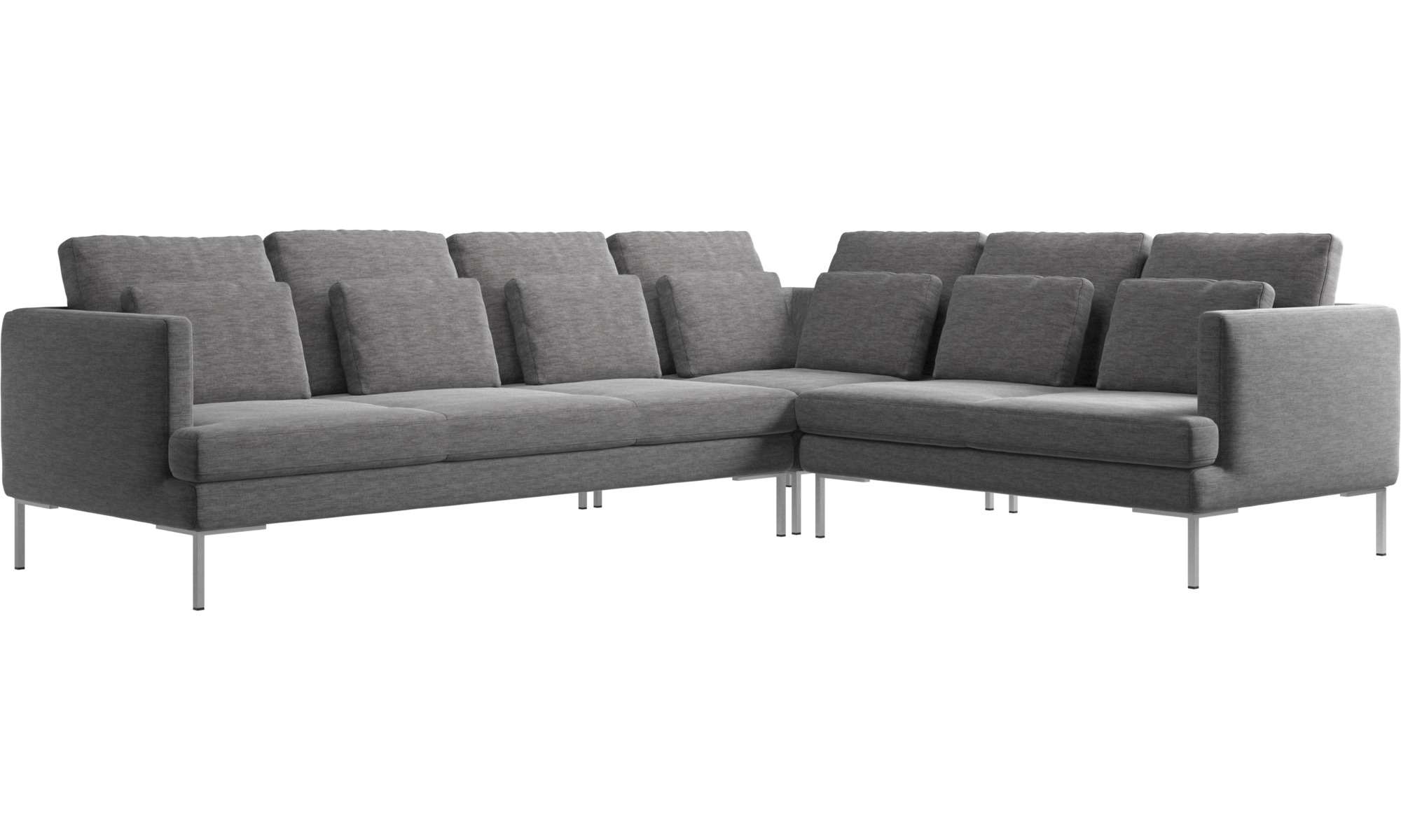 sofa istra 2 ecksofa boconcept. Black Bedroom Furniture Sets. Home Design Ideas