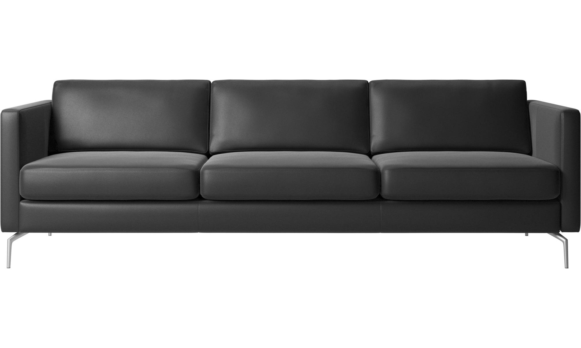 Divano In Pelle Con Recliner.3 Seater Sofas Osaka Divano Seduta Liscia Boconcept
