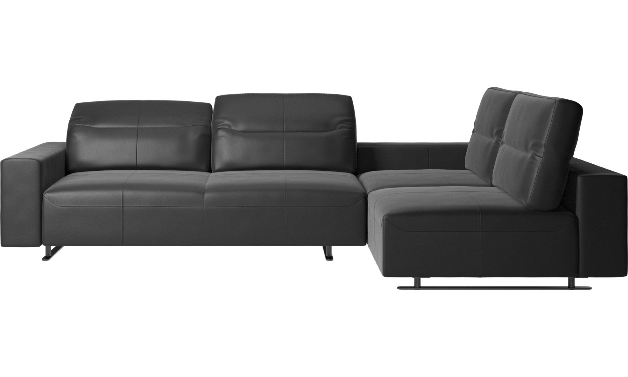 Leather Corner Sofas Boconcept