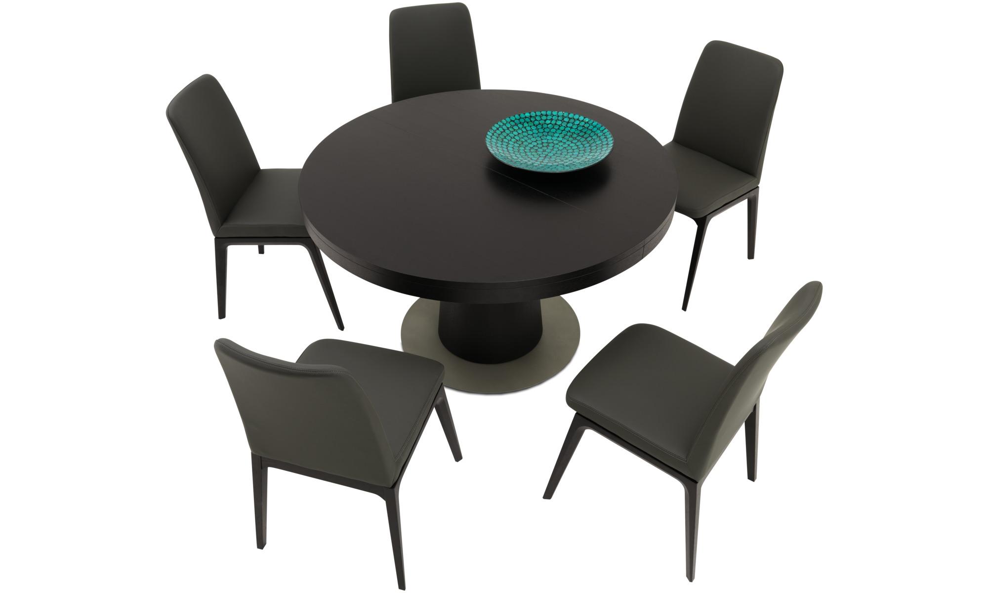 esszimmerst hle lausanne stuhl boconcept. Black Bedroom Furniture Sets. Home Design Ideas