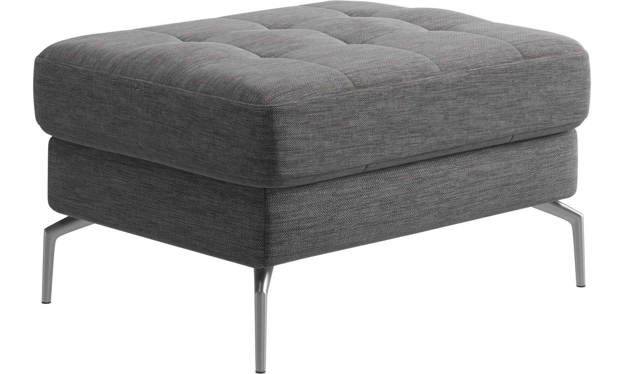 poufs repose pieds pouf osaka assise capitonn e. Black Bedroom Furniture Sets. Home Design Ideas