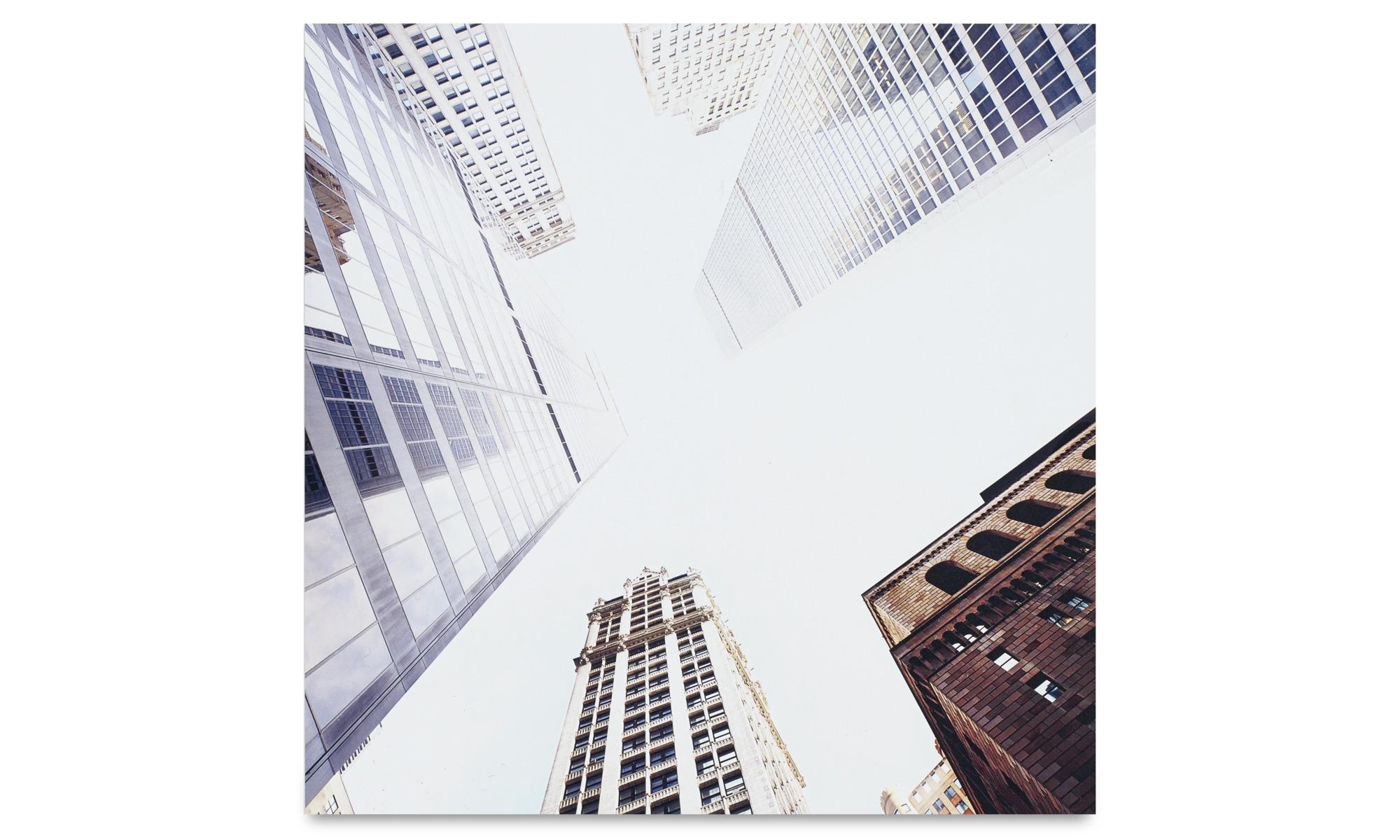 Gallery - City metal prints, Manhattan - Metal