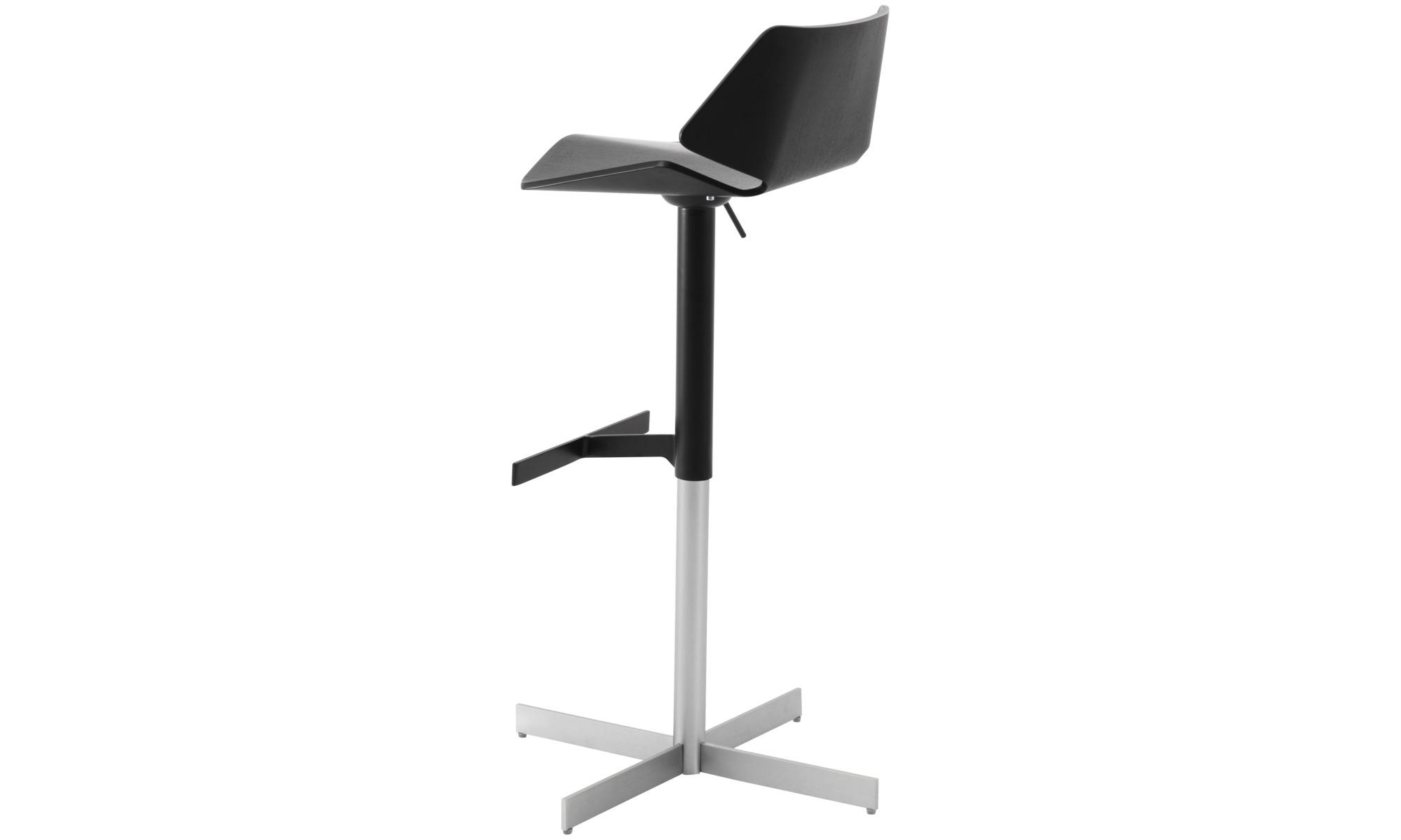 bar stools tokyo barstool with gas cartridge boconcept. Black Bedroom Furniture Sets. Home Design Ideas
