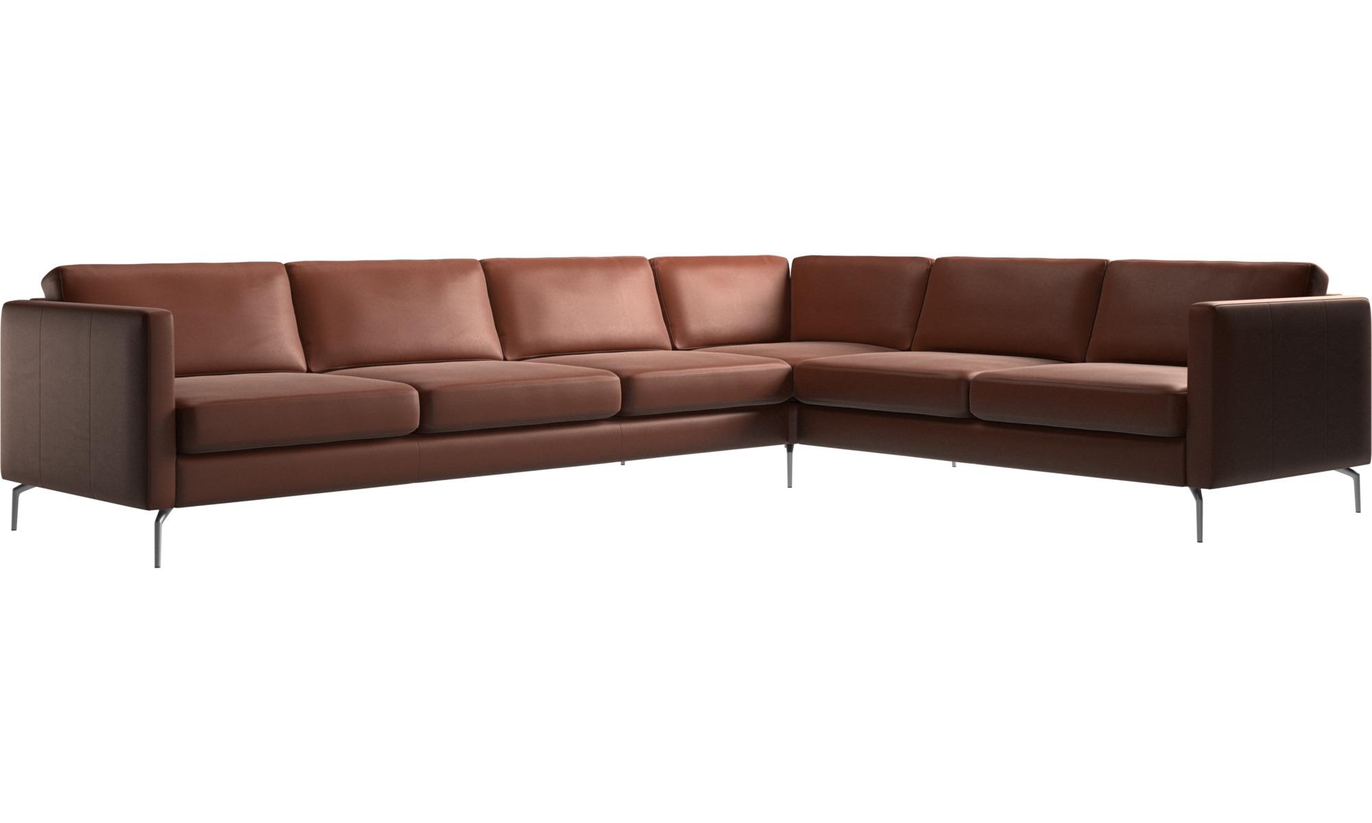 Corner sofas - Osaka corner sofa, regular seat - BoConcept