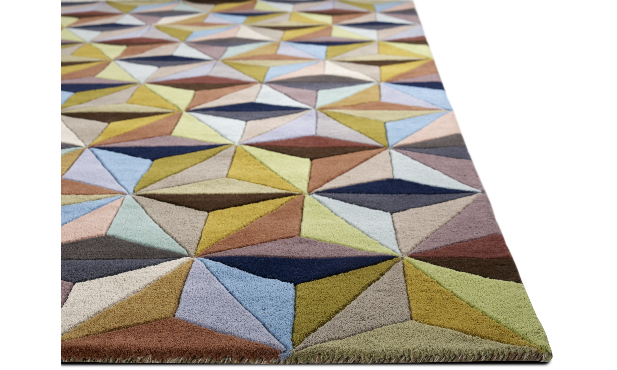 Teppiche  Cubic Teppich  BoConcept