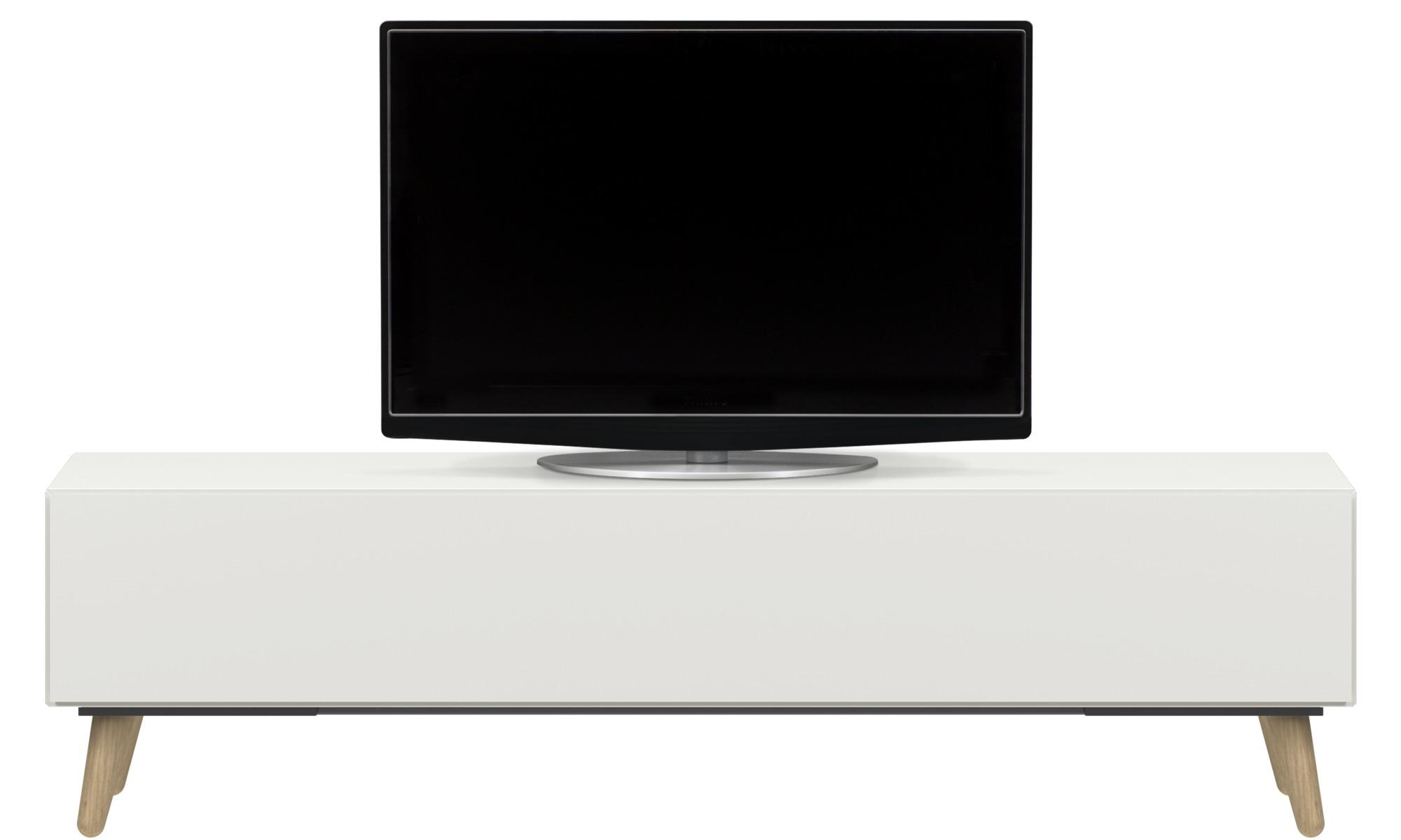 Meubles tv meuble multim dia lugano avec tiroir boconcept for Boconcept meuble tv
