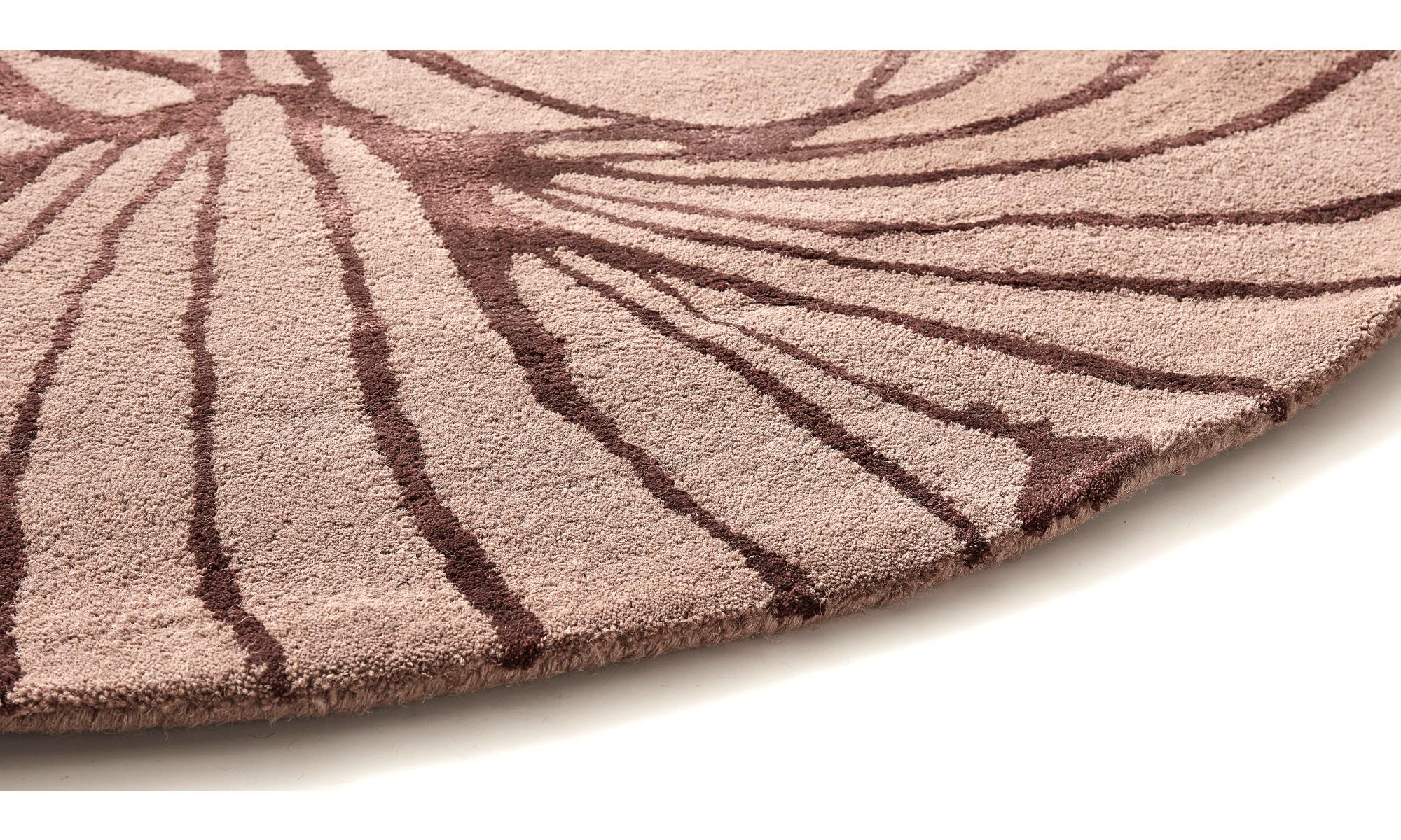 Runde Teppiche runde teppiche ankara teppich boconcept