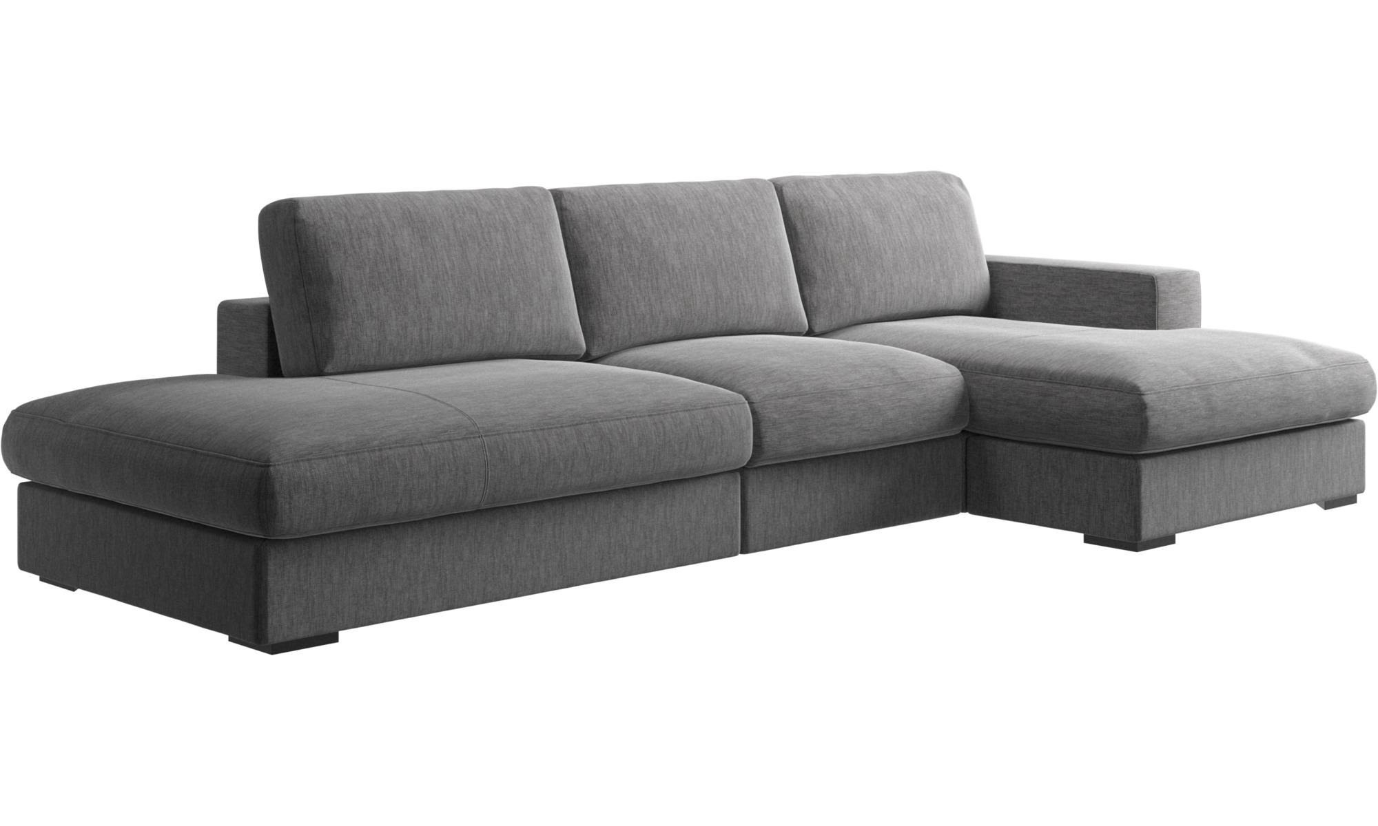 canap s 3 places canap cenova avec m ridienne et chaise. Black Bedroom Furniture Sets. Home Design Ideas