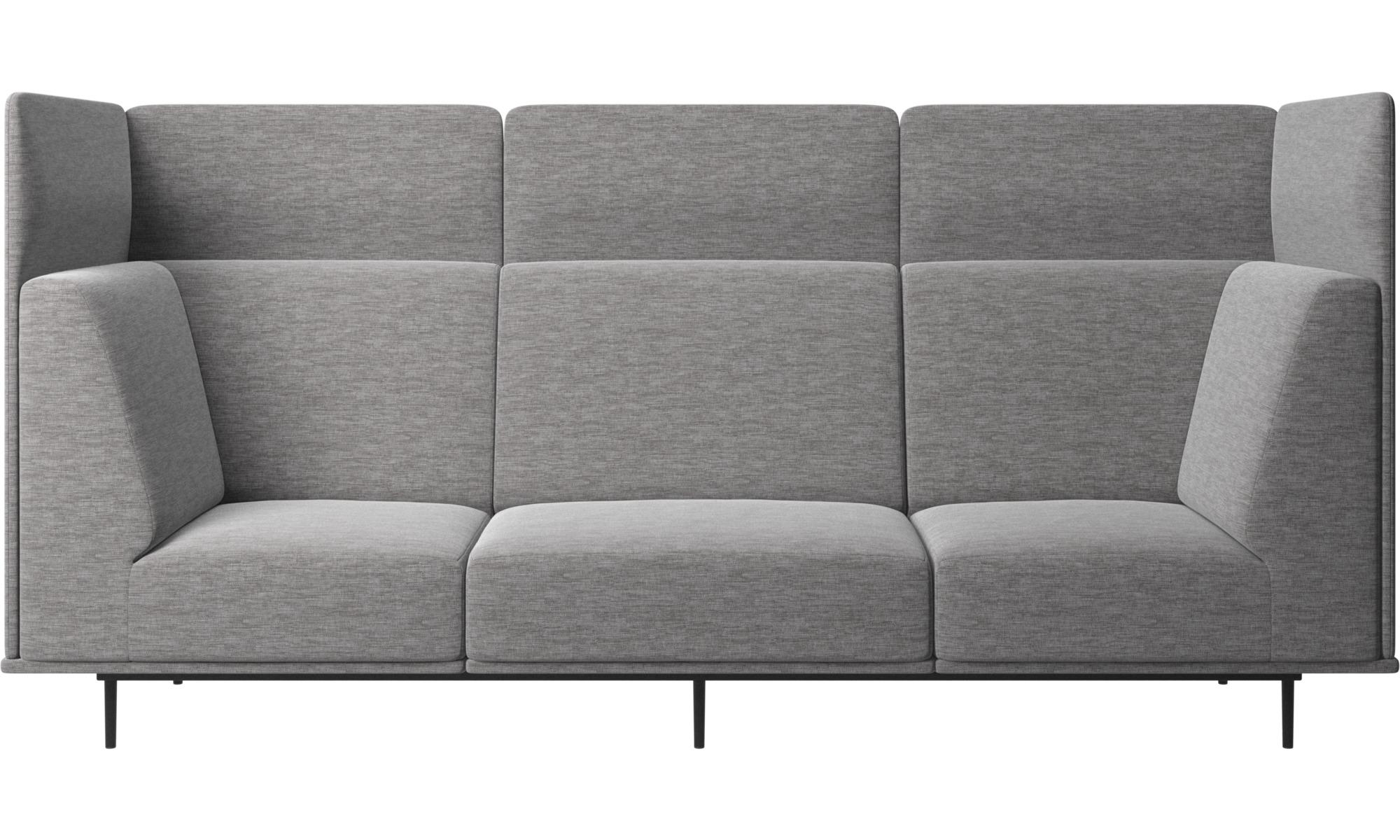 Modulære sofaer - Toulouse sofa - Grå - Stof