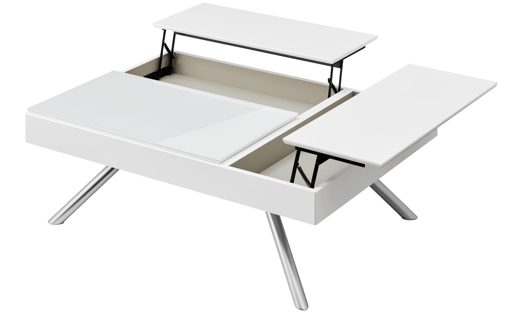 couchtische chiva funktionaler couchtisch mit ablage. Black Bedroom Furniture Sets. Home Design Ideas