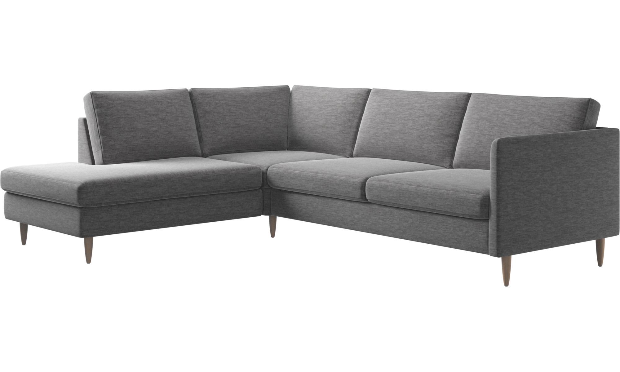 Indivi Corner Sofa With Lounging Unit