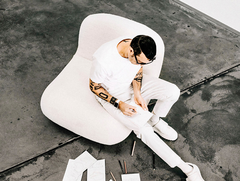 Designer, Karim Rashid