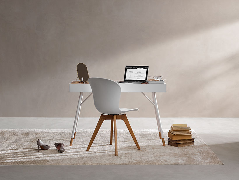 Cupertino skrivebord