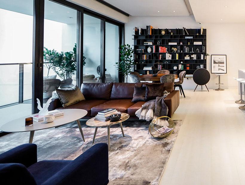 Singapore appartment