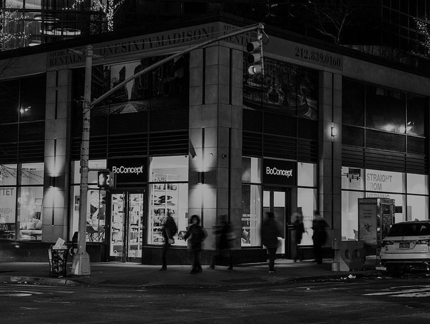 Boconcept store