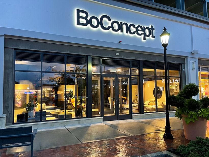 BoConcept Boston store