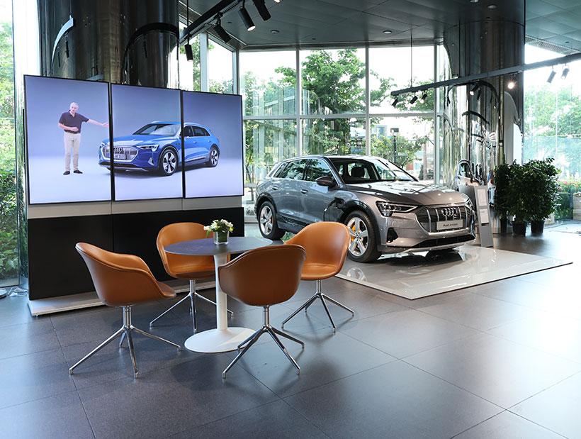BoConcept & Audi
